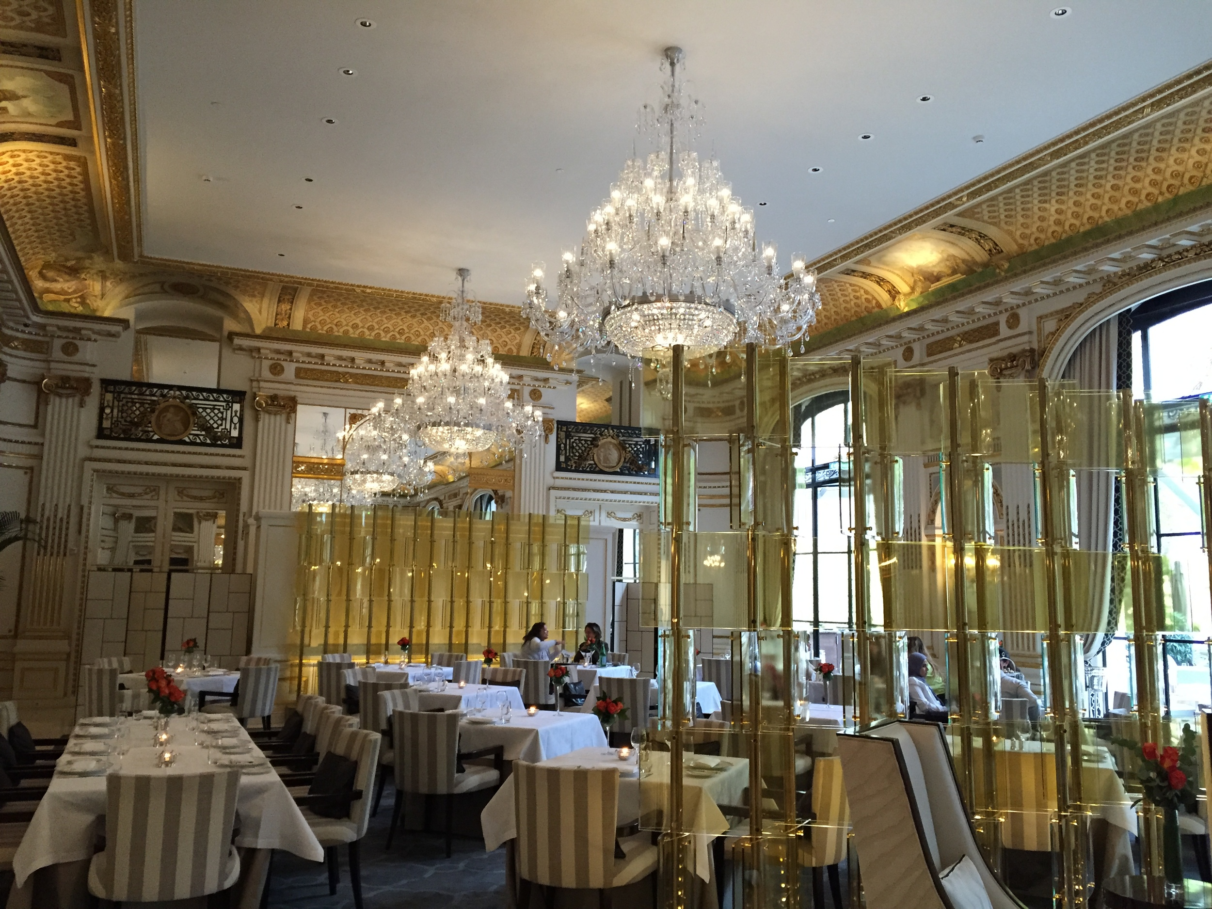 The Peninsula Paris - The Lobby Restaurant