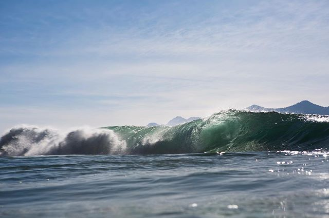 And then these came rolling in from the pacific. . . #explorebc #gohaidagwaii #pnw #haidagwaii #keepitwild #explorecanada #aquatech #aquatech_imagingsolutions  #coldwatersurf