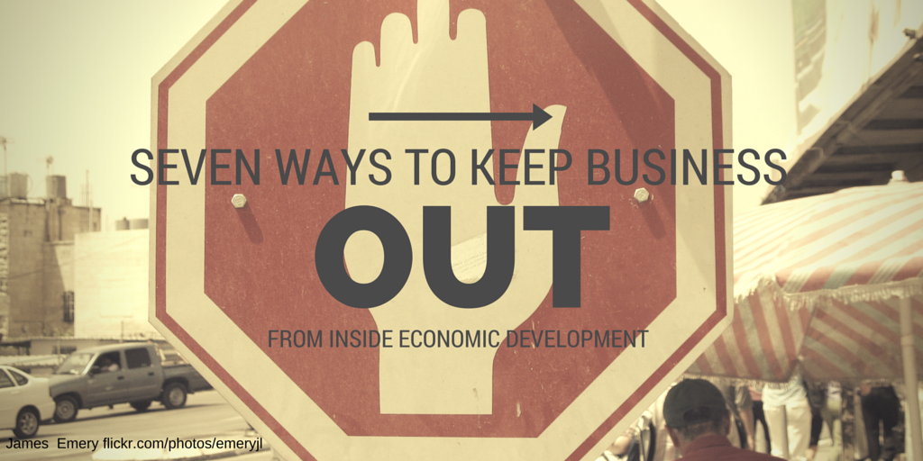 Roy Harryman 7 Ways to Keep Business Out