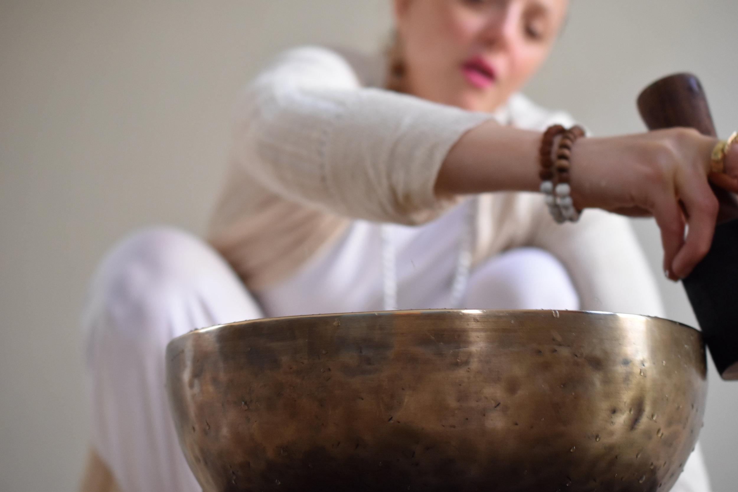 Photo Courtesy of Helene Cotton, Namaste Yoga