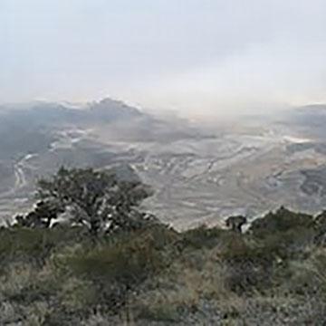 Mt. Tenabo, Nevada.