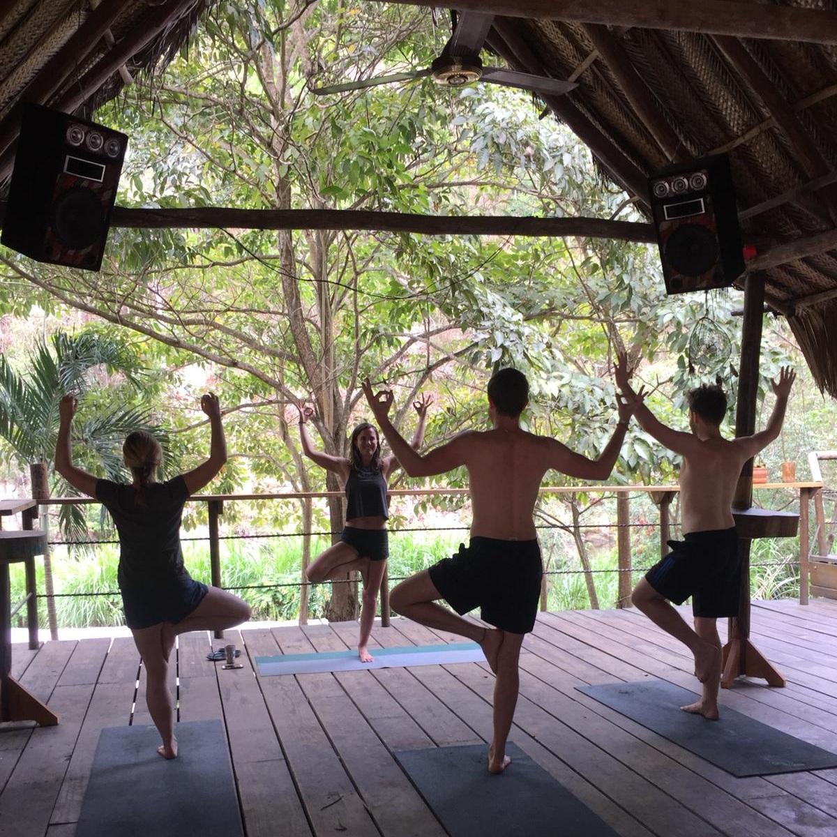 Yoga_El Rio