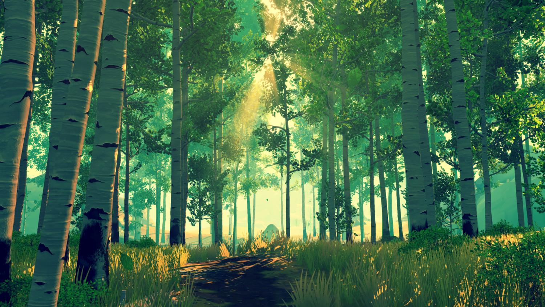Los bosques de Firewatch