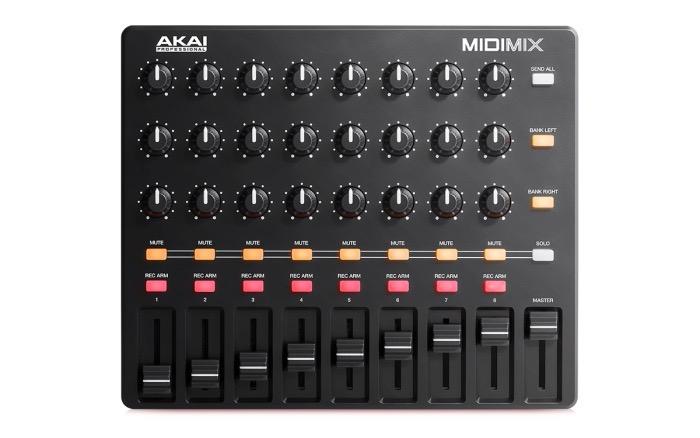 El AKAI MIDImix