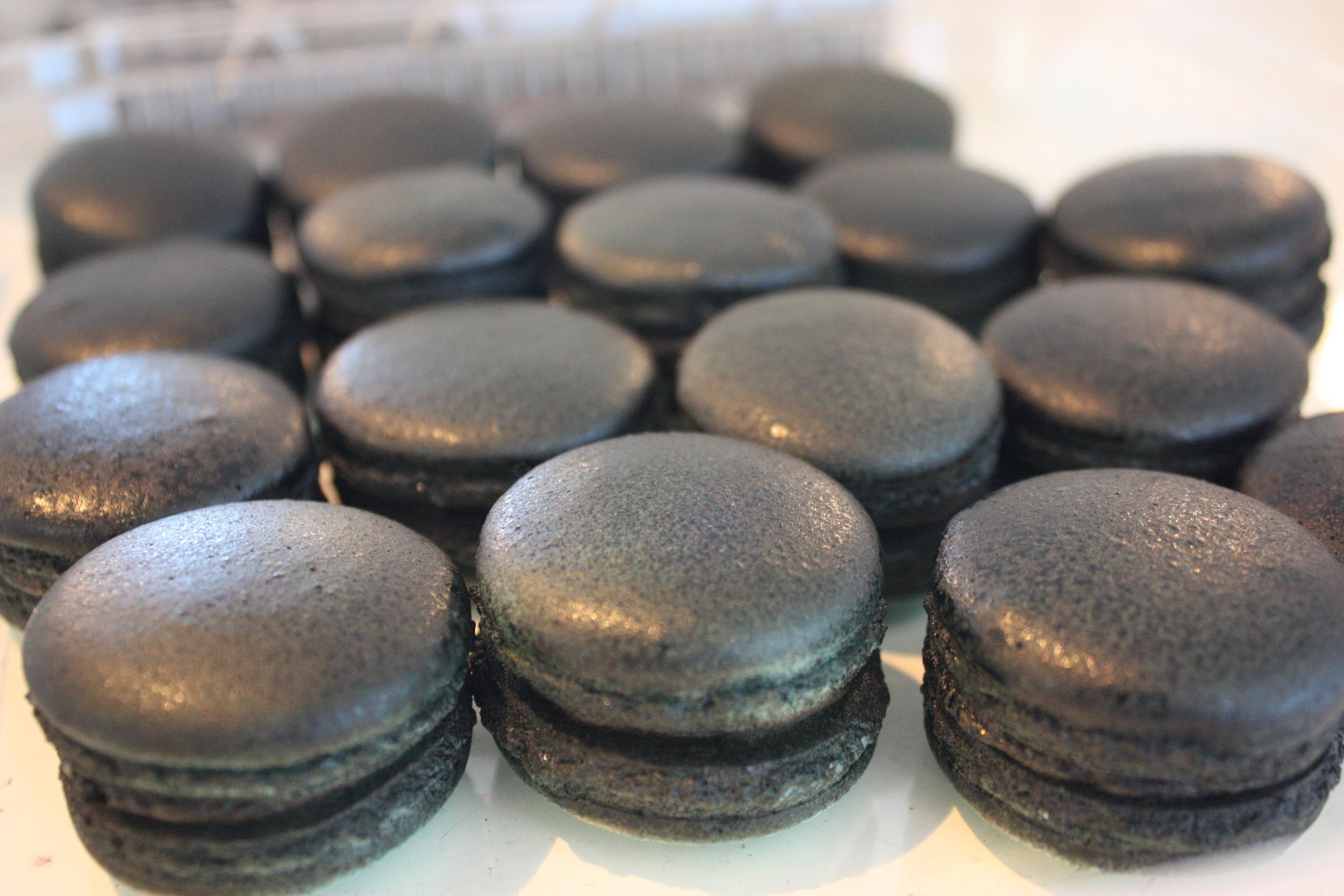 silver gray macarons.JPG