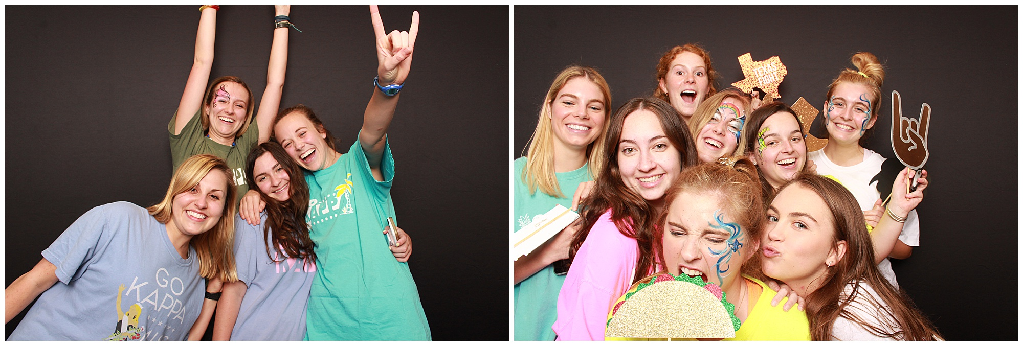 austin party photo booth