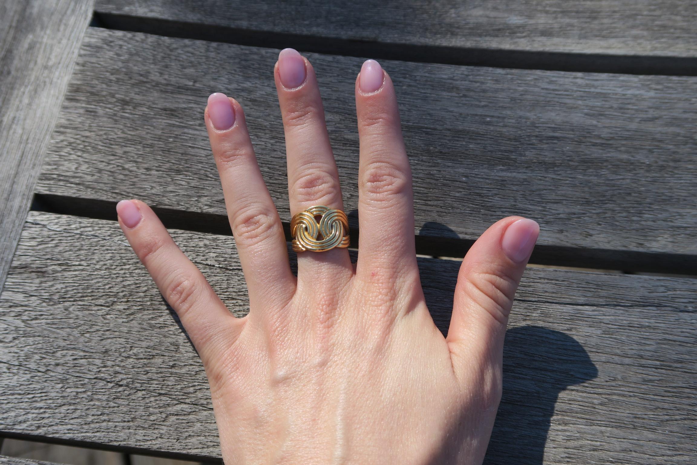 Ring by  Lara Bohinc