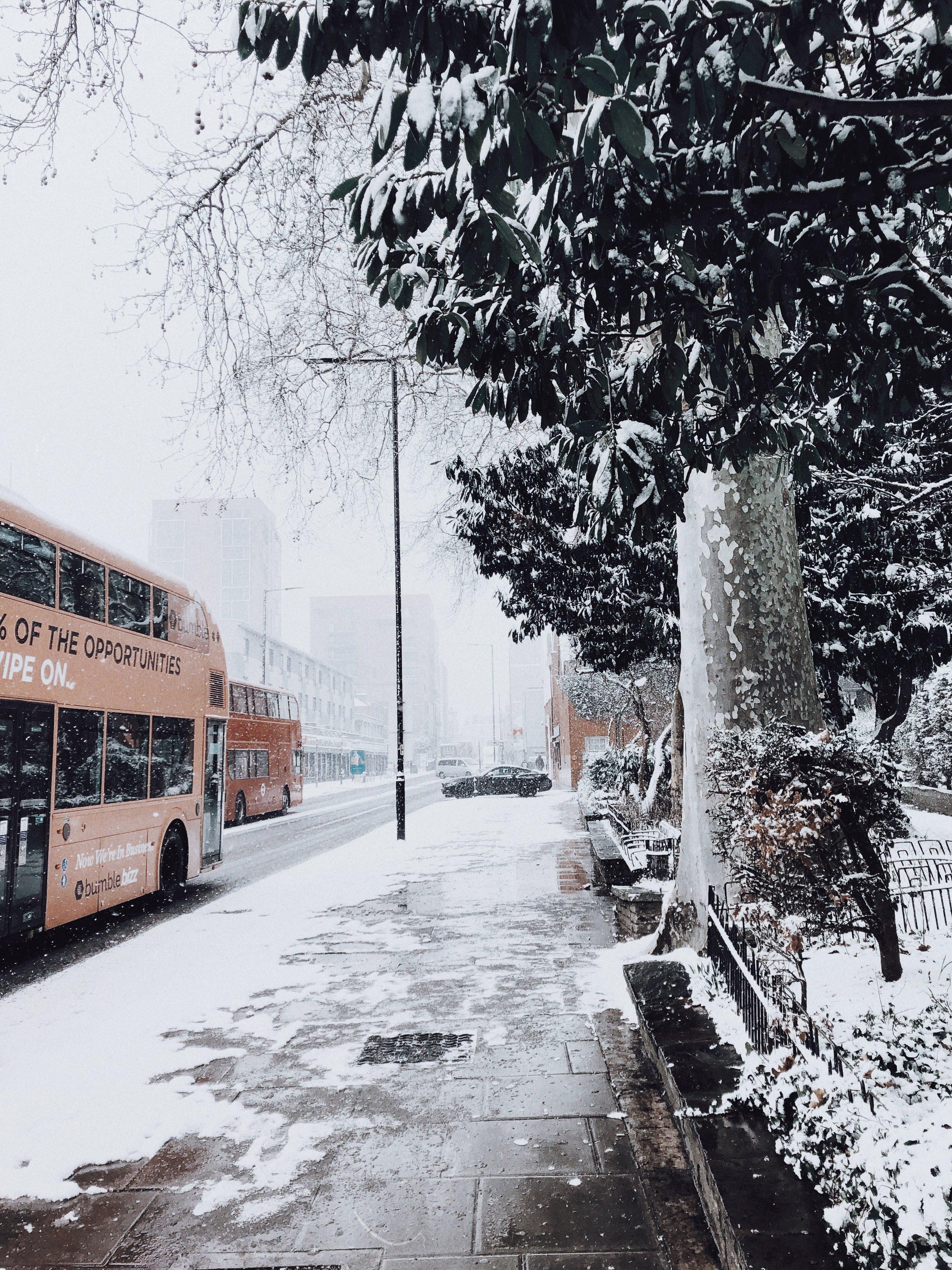 snowylondon