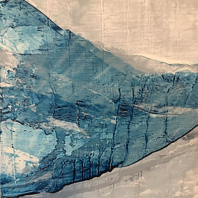 // PAINTED DETAIL // Adding the details!  #details✨ #oilpaint #oilpainting #texture #painteddetails #art #artist #artistworld #creative #artdays #artistsoninstagram #artcollectors #fineart #oceancolors #natureinspired #abstractartist #abstractpainting #abstract_art #abstracts #newartwork #colormeditation #contemporarypainting #contemporaryart #artforinteriors #artforthesoul #inthestudio #seattleartist #pnwart