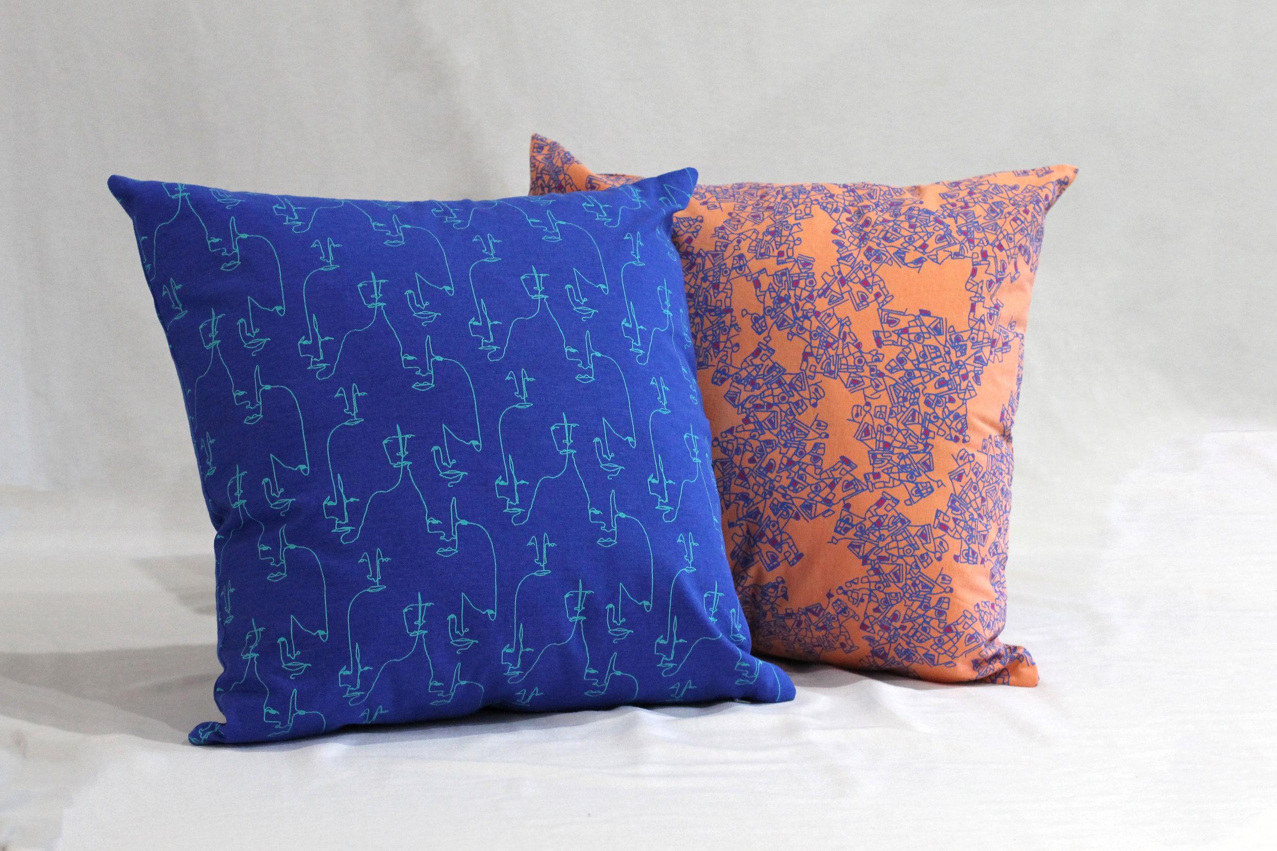 FACESROME Pillow Pair.jpg