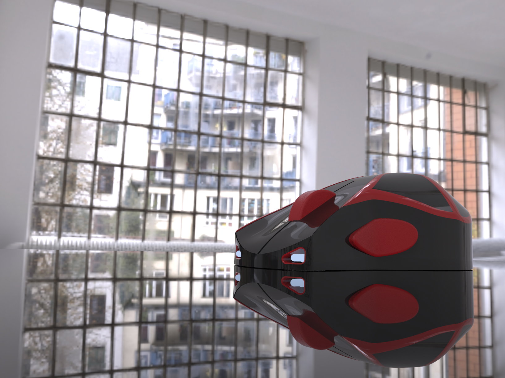 Computer Mouse Concept (2016)