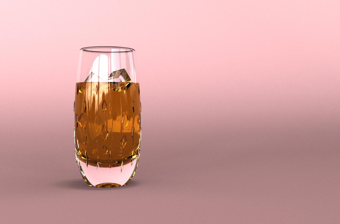 Juice Glass Concept (2017)