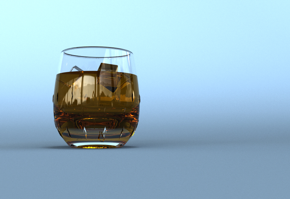 Whiskey Glass Concept (2017)