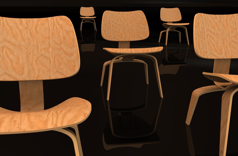 Eames Chair (2017)