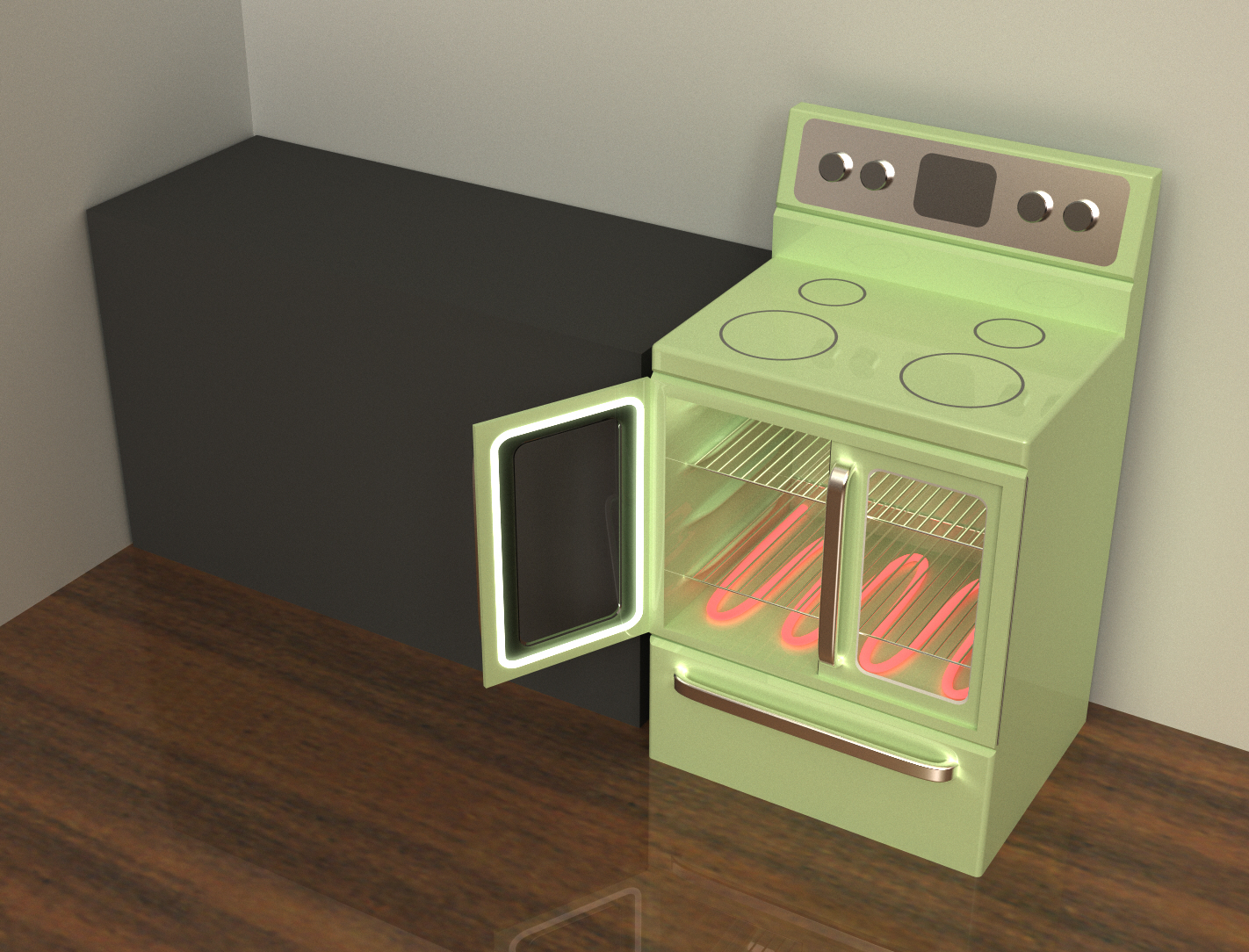 Stovetop French Oven Design Concept (2017)