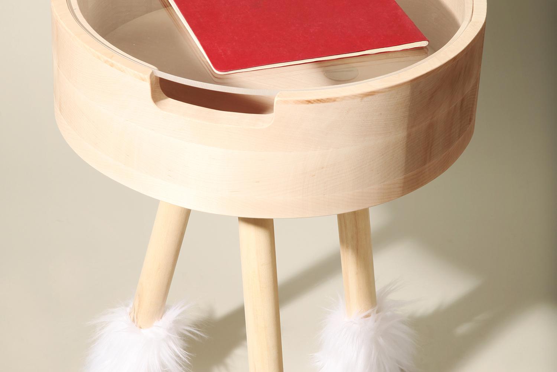 Socks Side Table (2016)