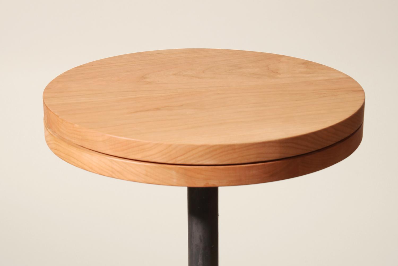 Swivel Side Table (2016)