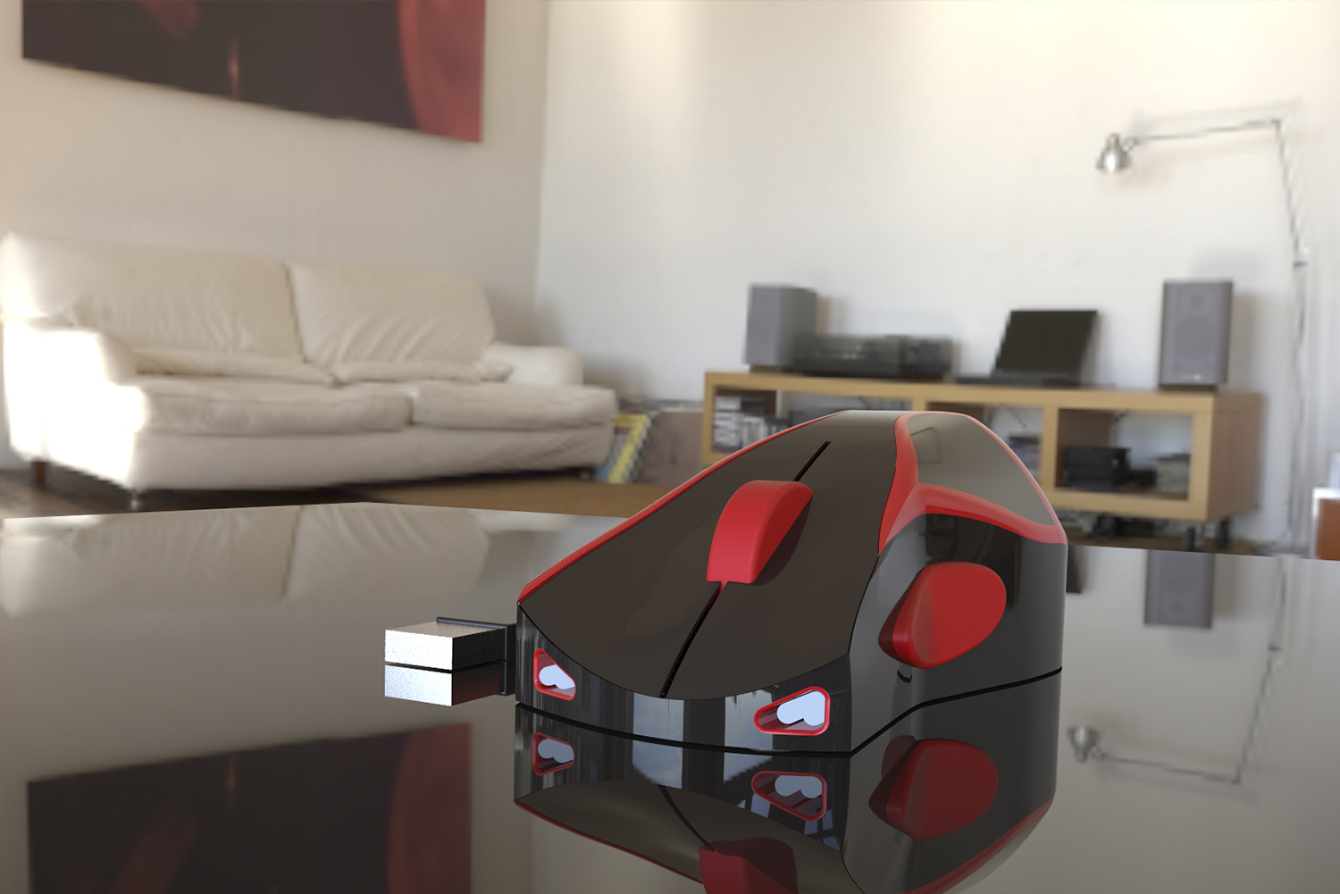 CAD Computer Mouse (2016)