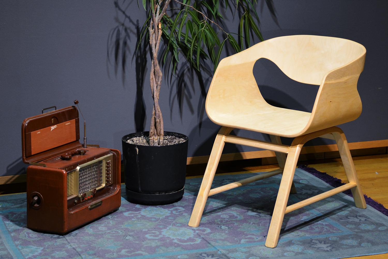 Leaf Chair (2016)