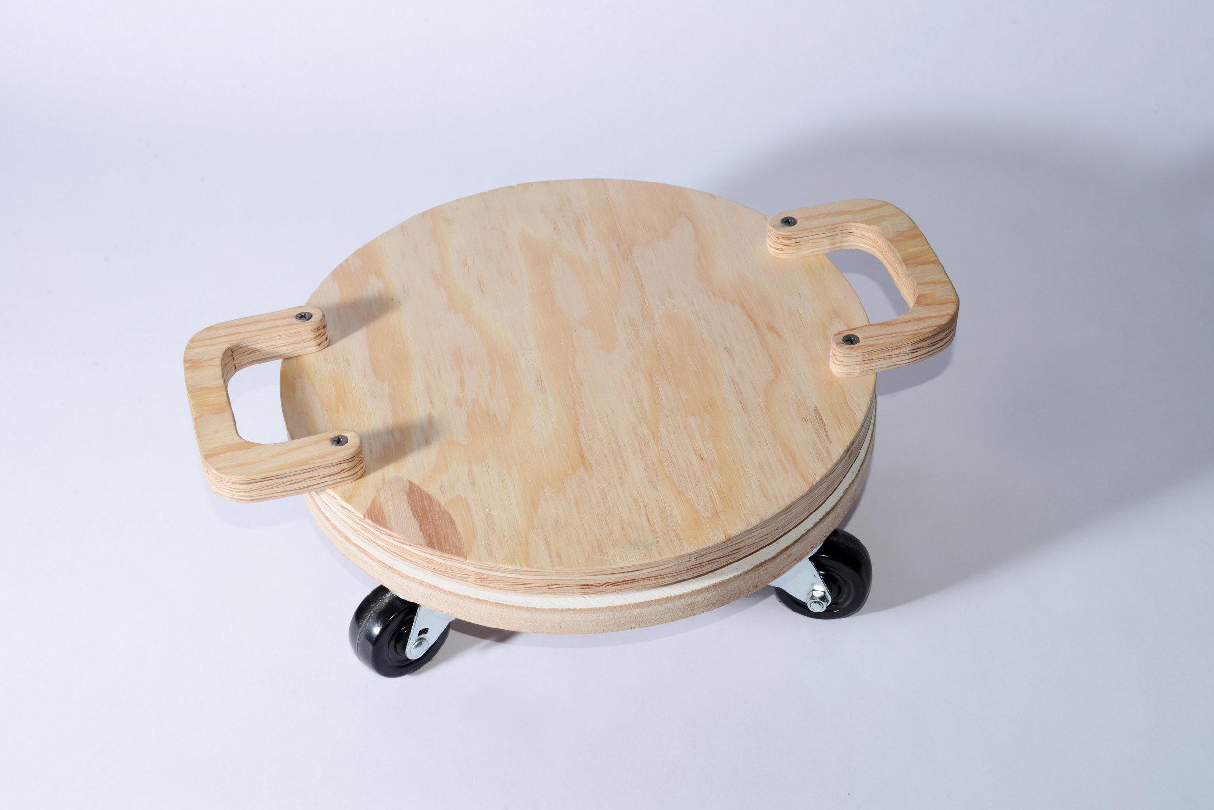 360° Scooter Prototype (2016)