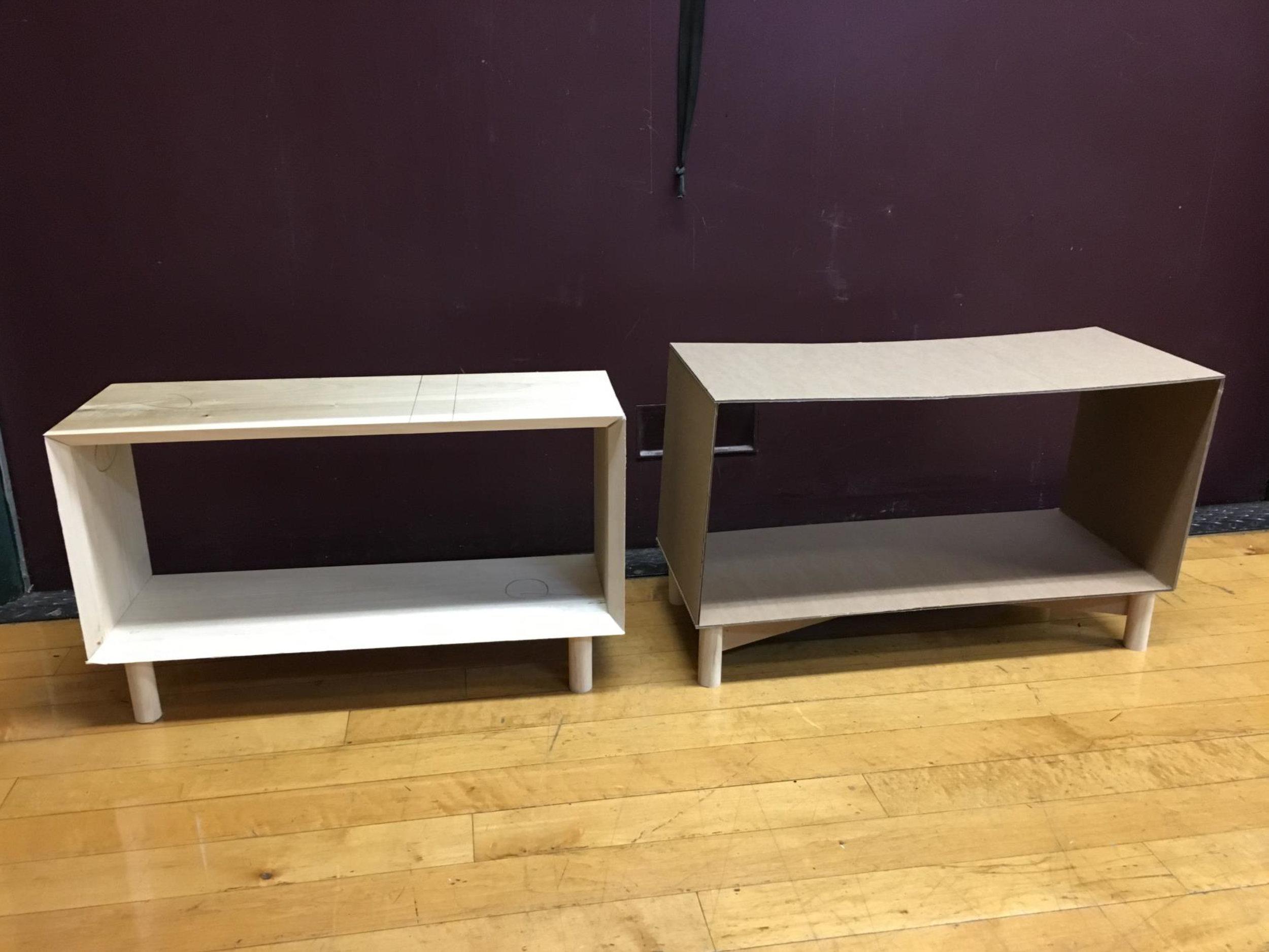 Full-Scale Furniture Models (2016)