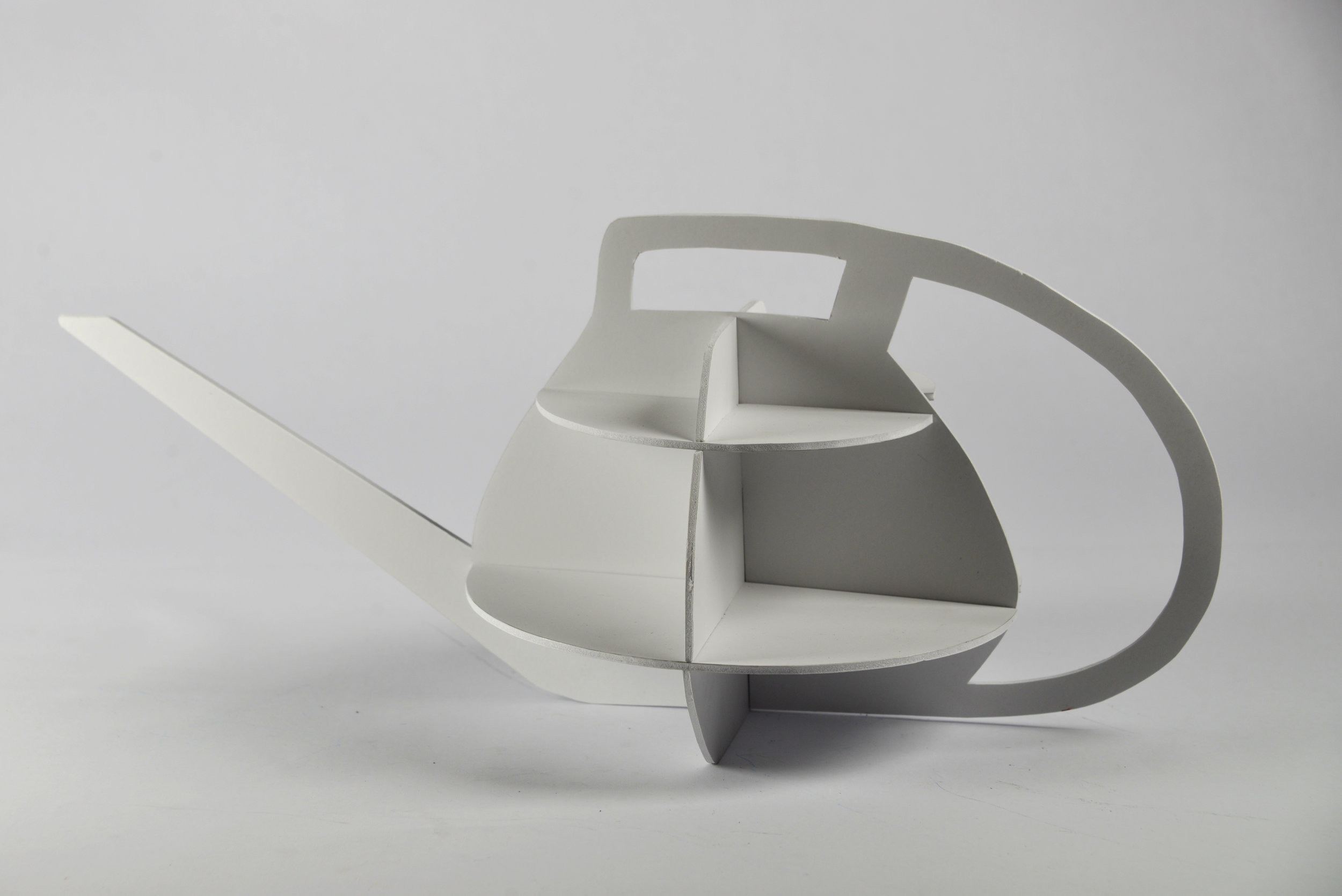 Watering Can Fin Model (2016)