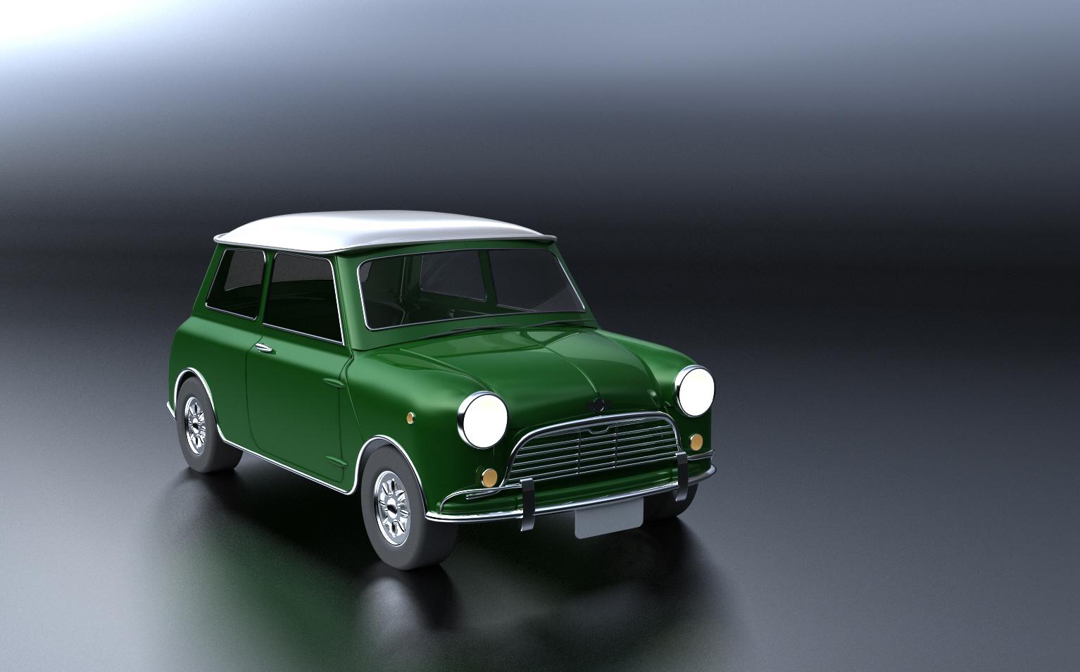 1967 Mini Cooper (2017)