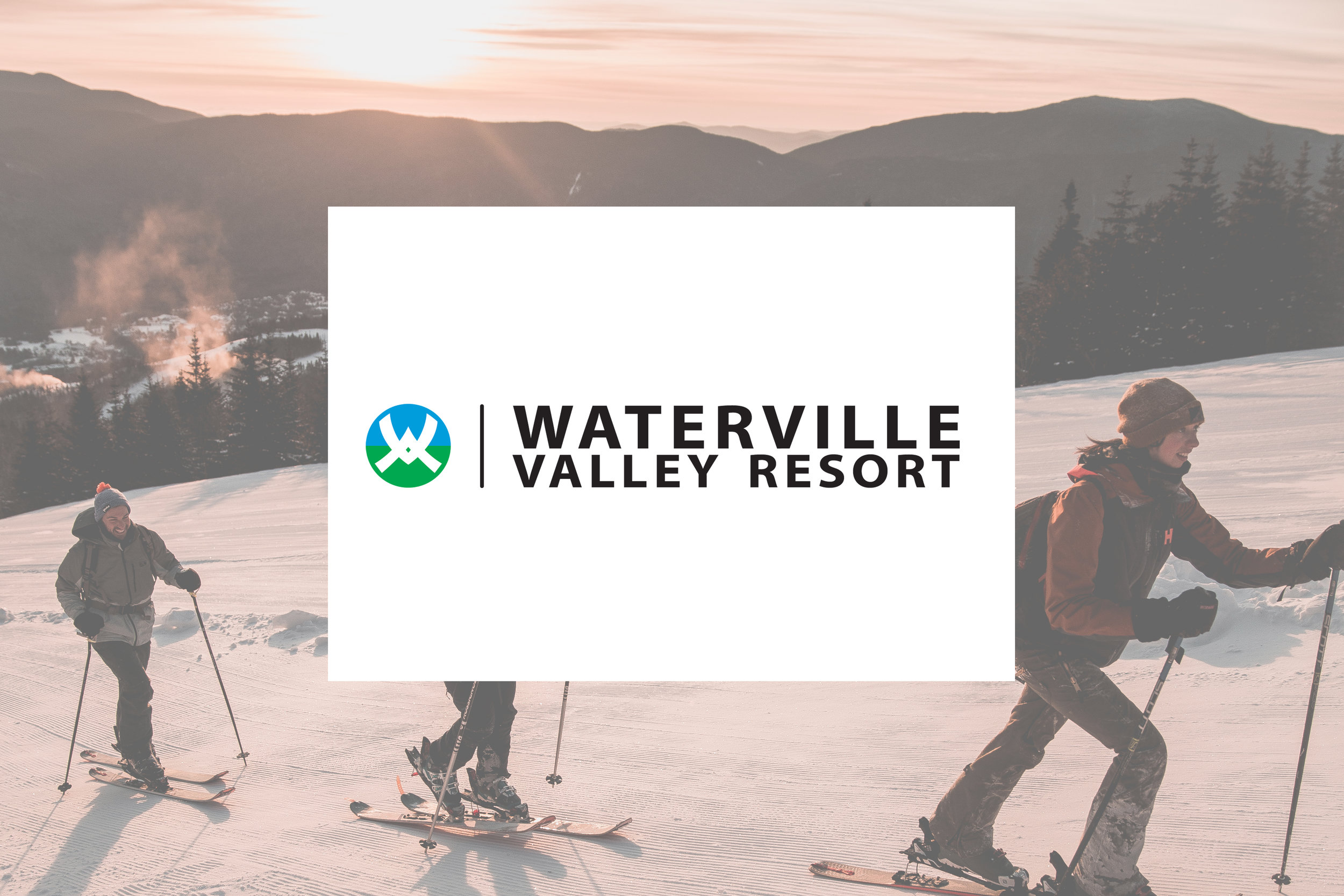 Waterville Valley Resort - Project management and content creation showcasing skiable wilderness access and new backcountry programming for resort's website and social channels