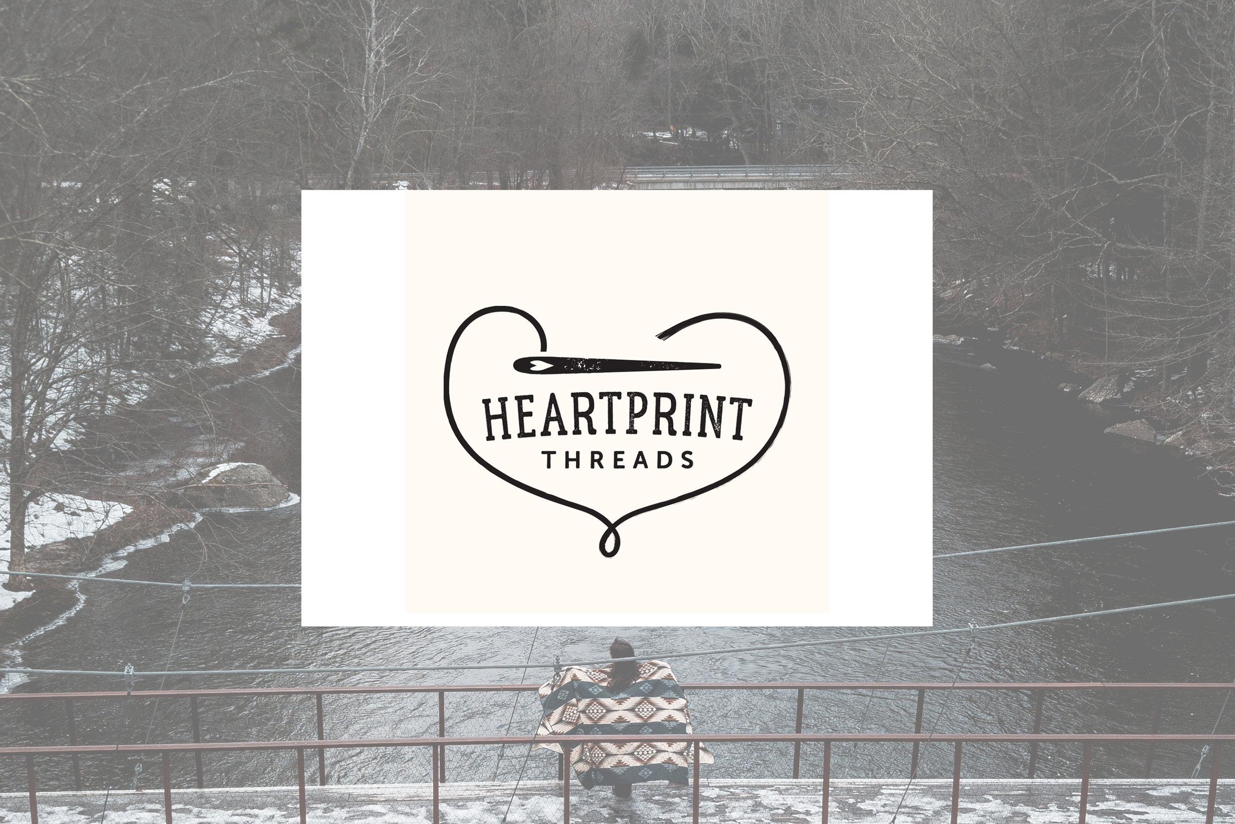 Heartprint Threads - Product line content for company's regional social channels