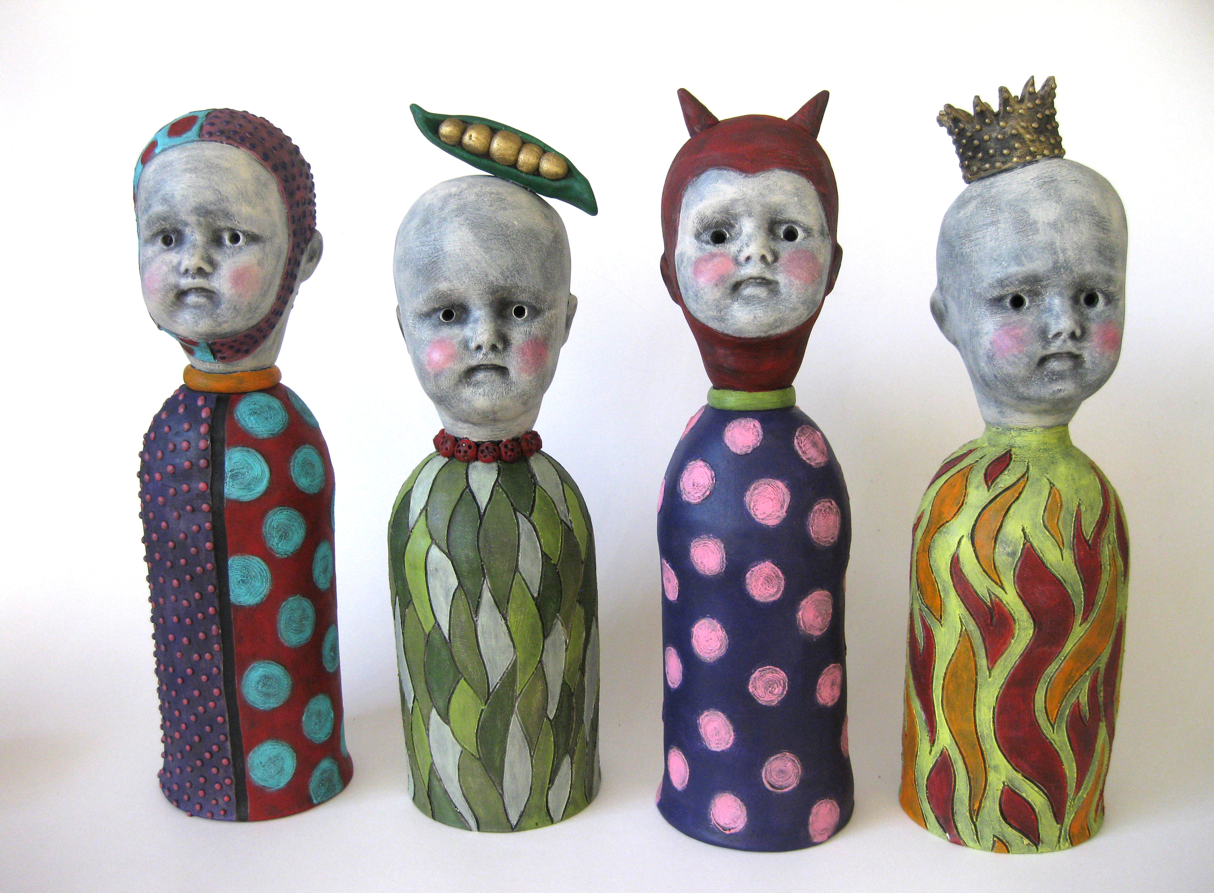 Designer Ghost Babies
