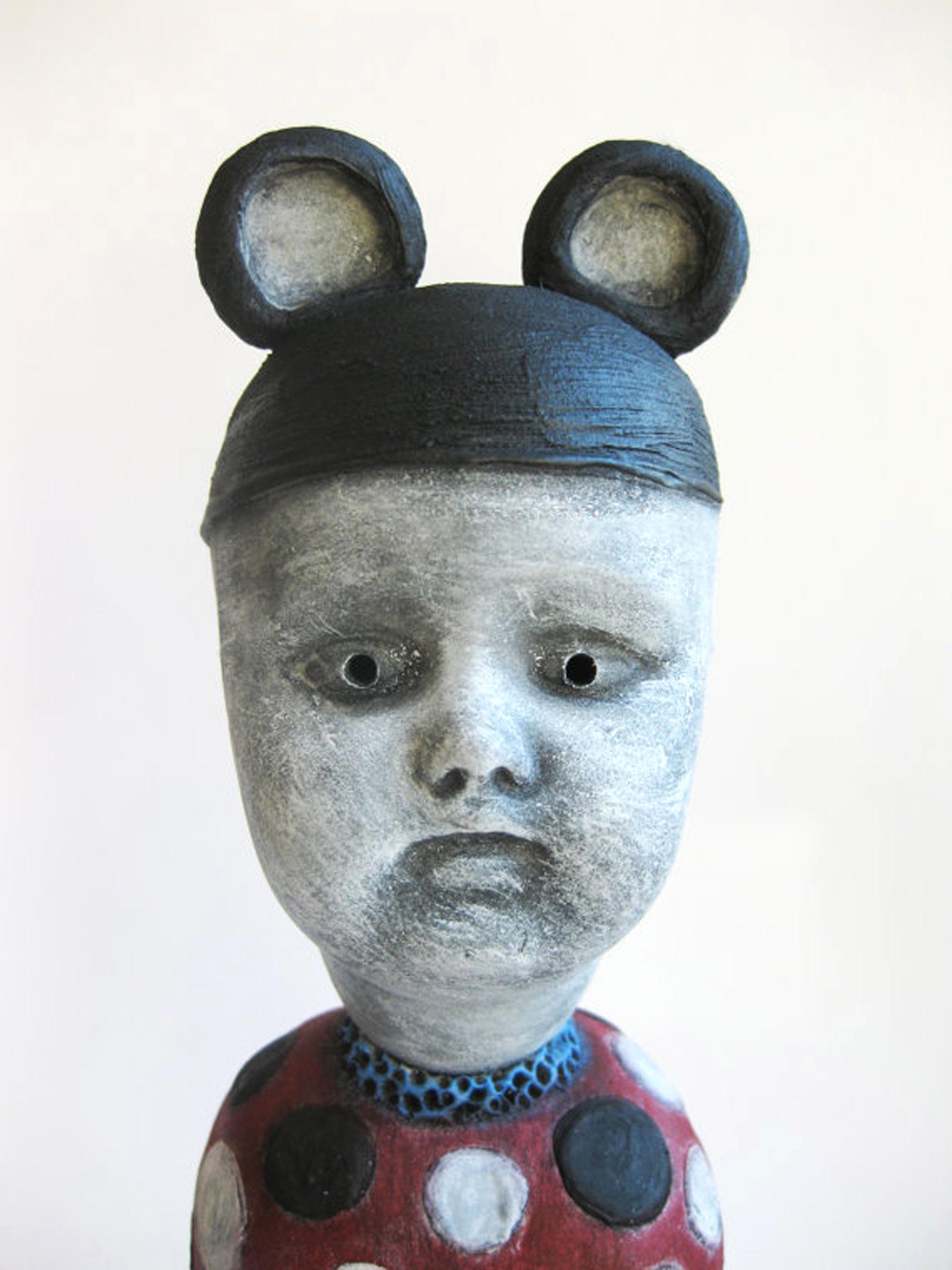 Mickey (Head Detail)