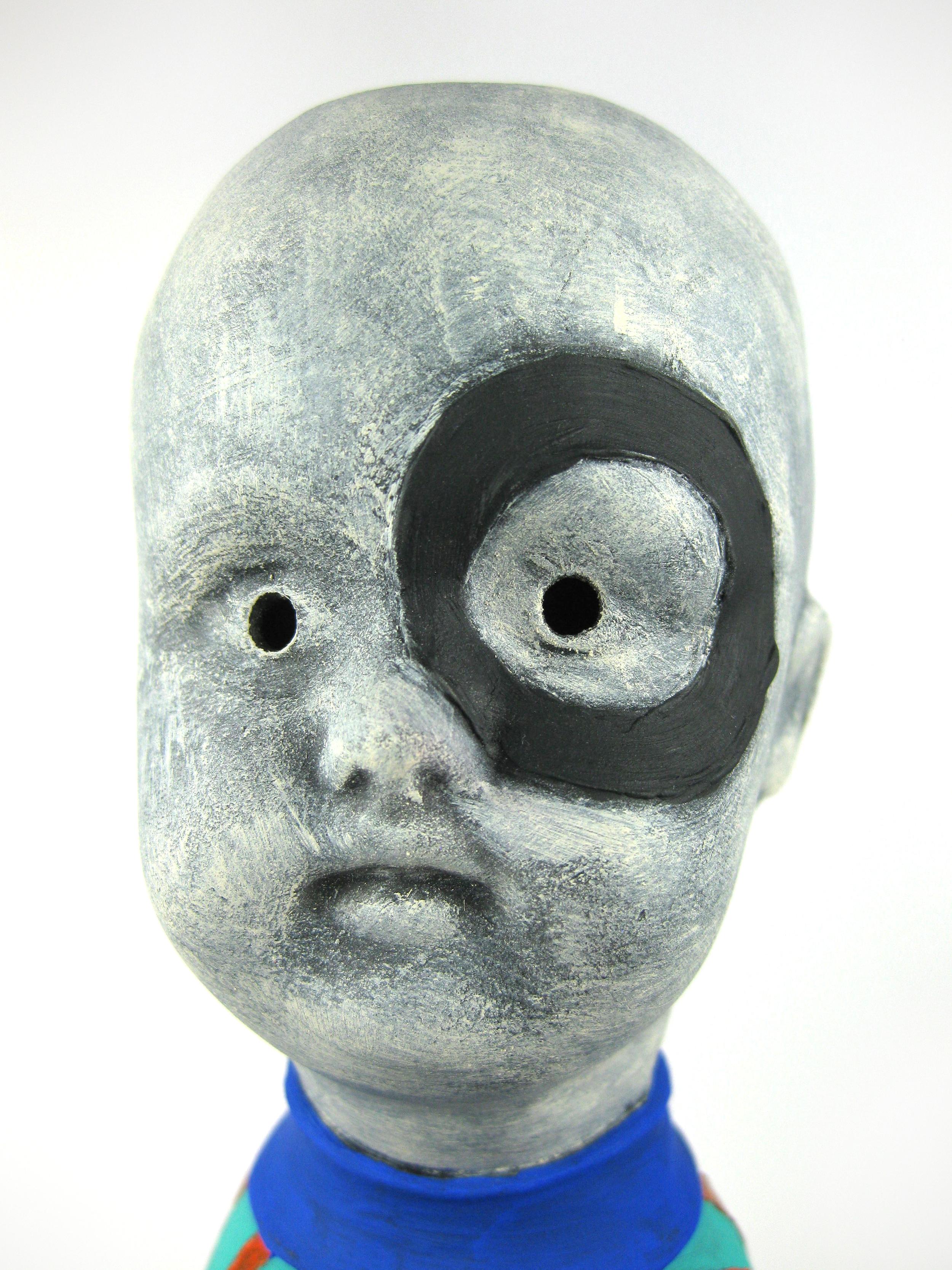 Black Eye Heart (Face Detail)