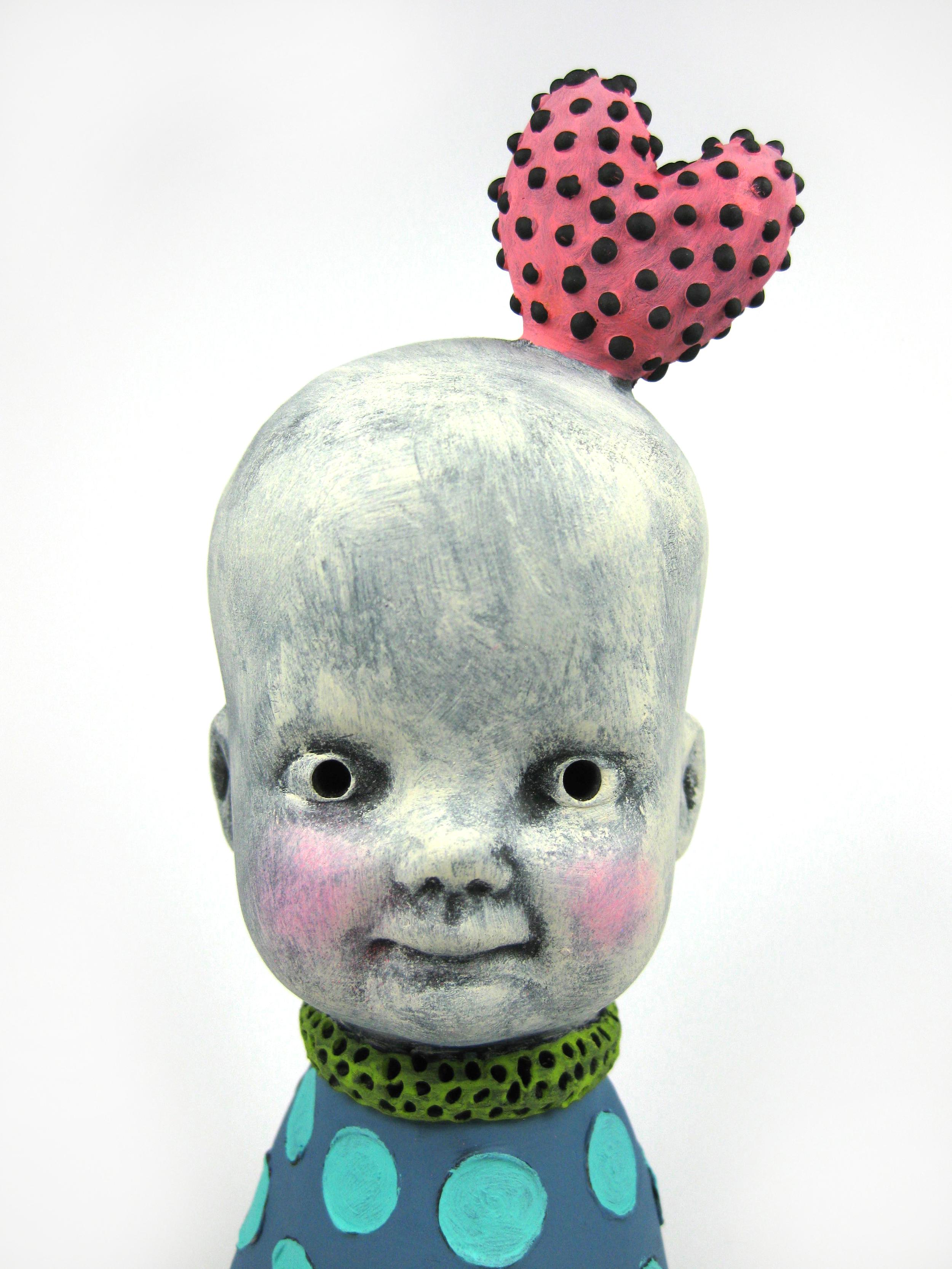 Cactus Heart (Head Detail)