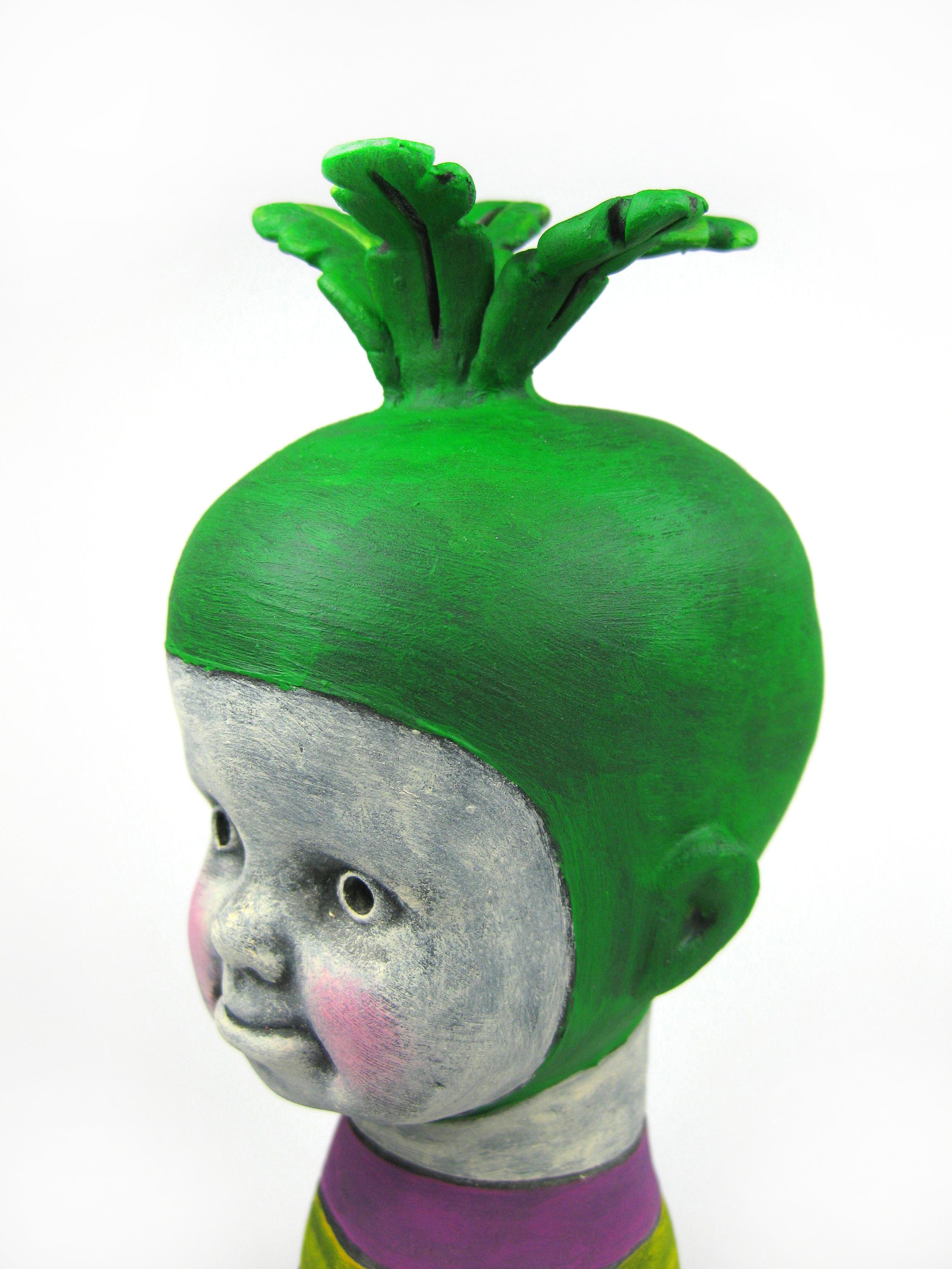 Lettuce Head (Head Detail)
