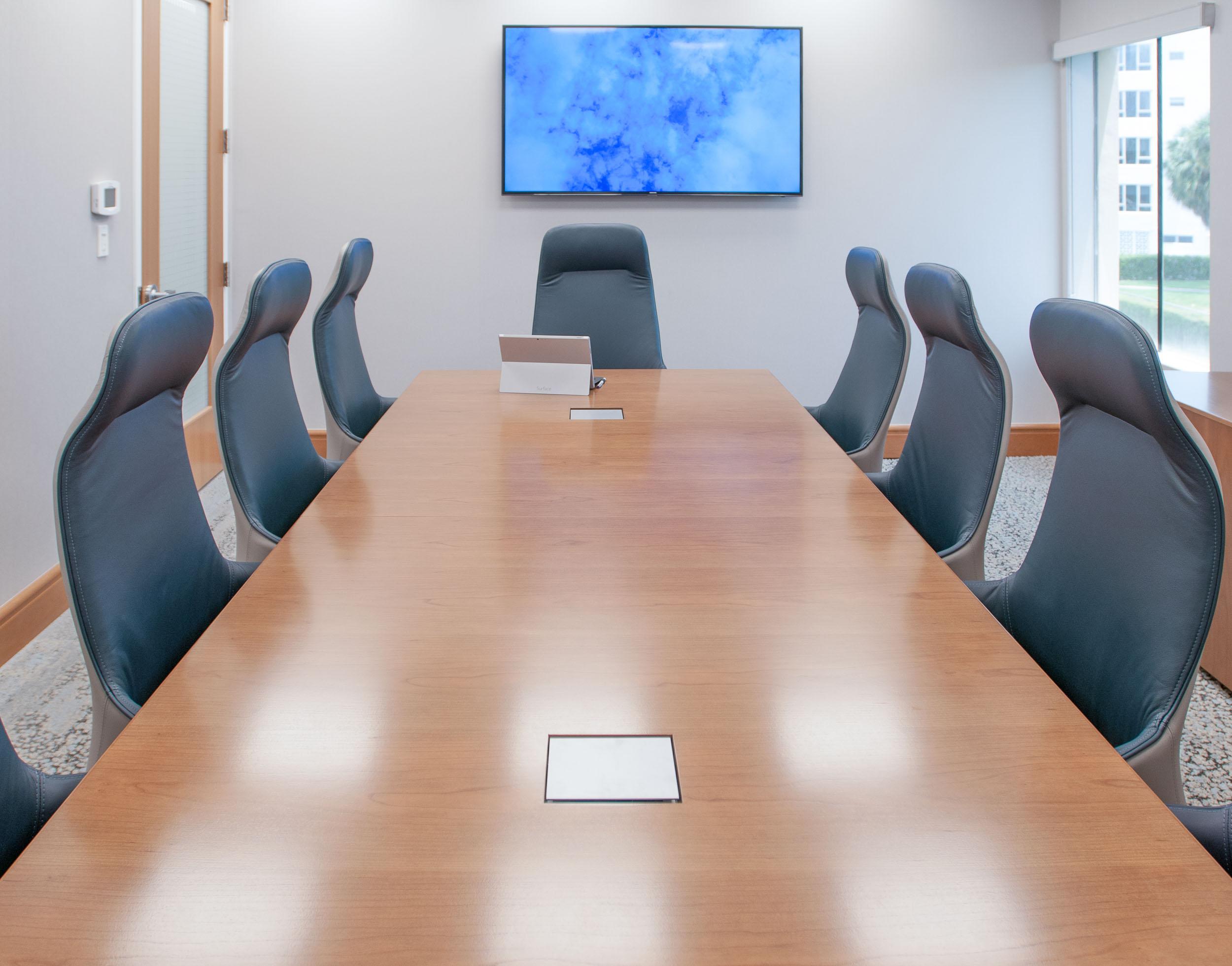 Palm Beach Board Room