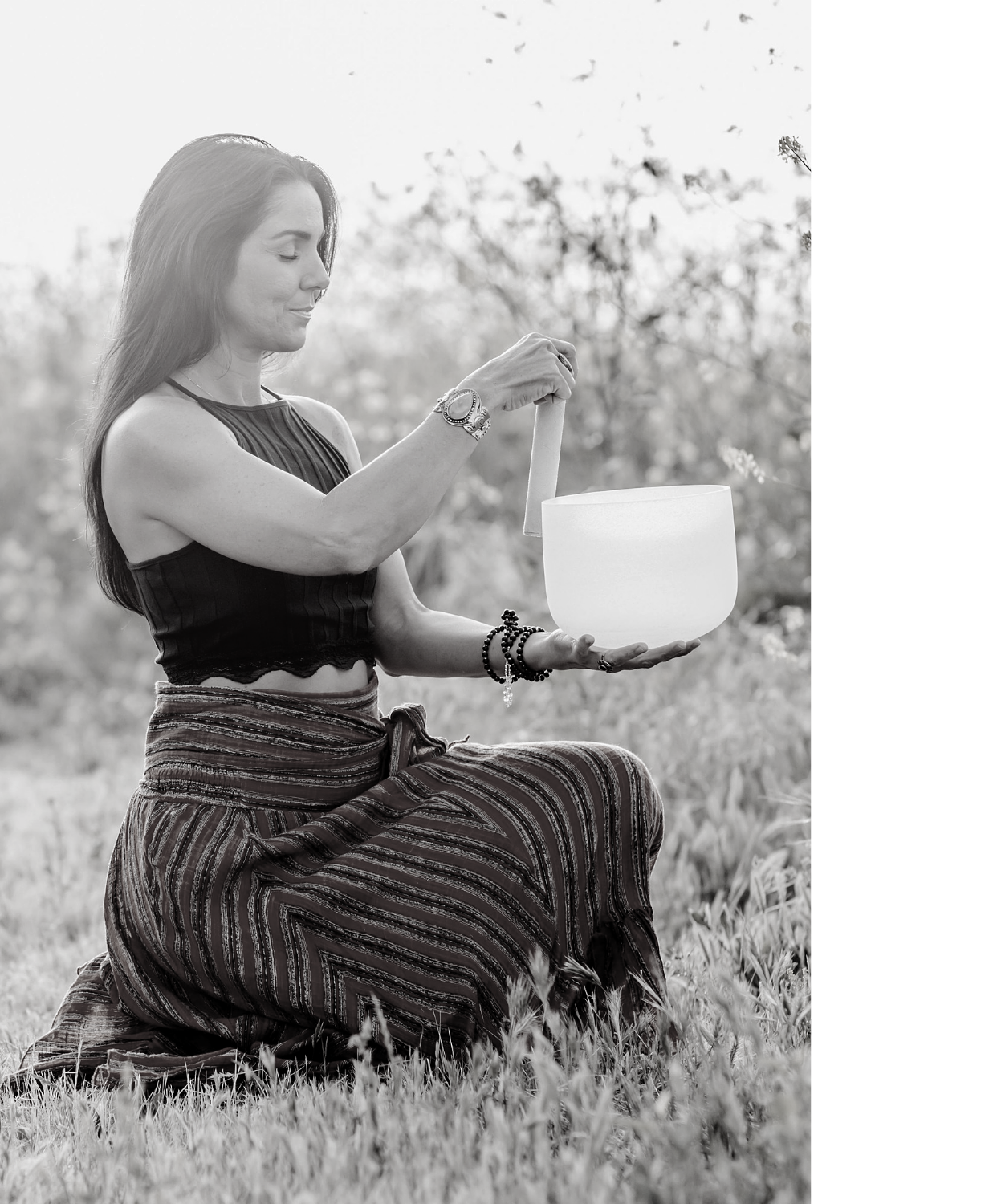 - Malas In Bloom founder Tammy Fodrey was named 'the guru to follow' by San Diego's Modern Luxury magazine in 2019. She is a mother, teacher, certified intuitive coach and energy healer residing in San Diego, California.