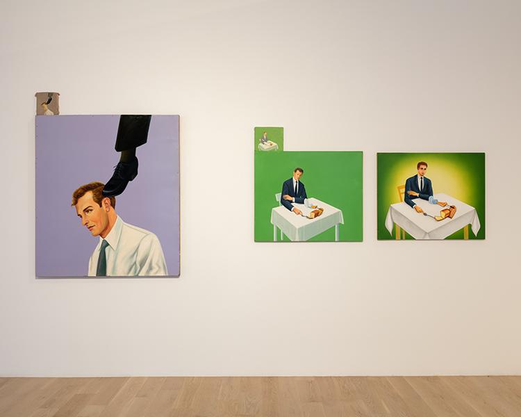 Francis Alÿs (Installation view: Institute of Contemporary Art, Miami). On view April 26 - December 2, 2018. Photo: Fredrik Nilsen Studio.