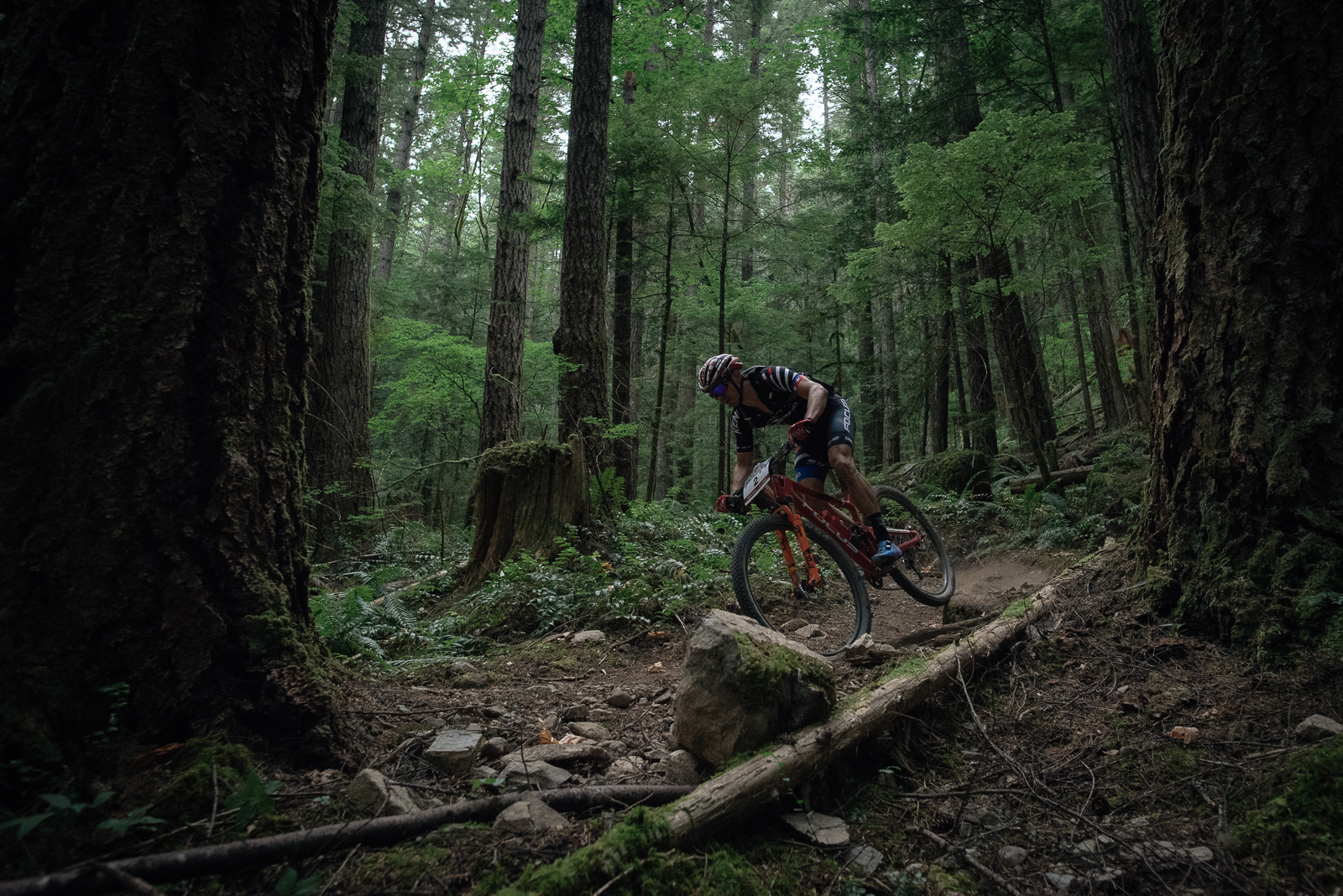 Photo: Margus Riga, Stage 5 North Van