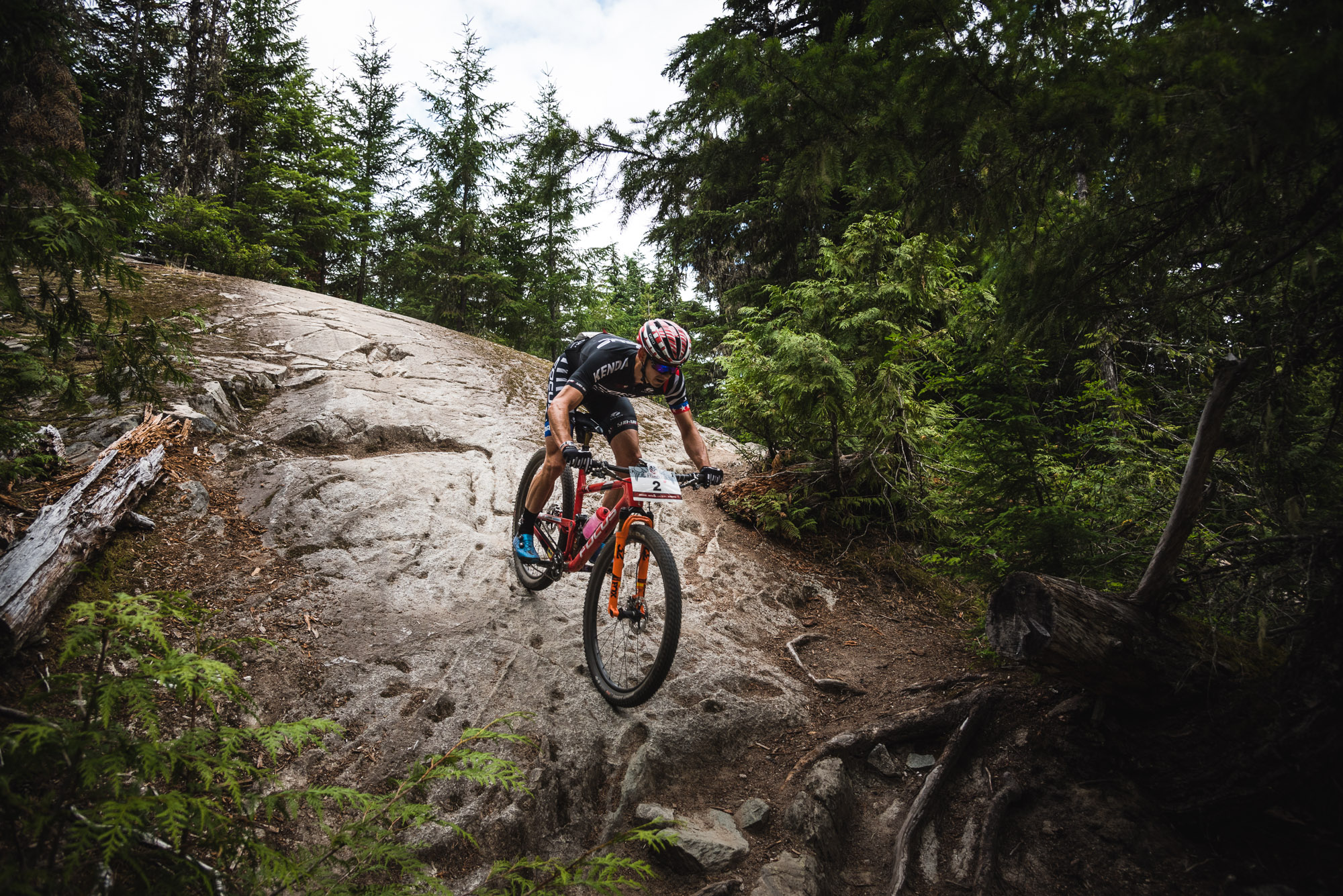 Photo: Dave Silver, Stage 7 Whistler