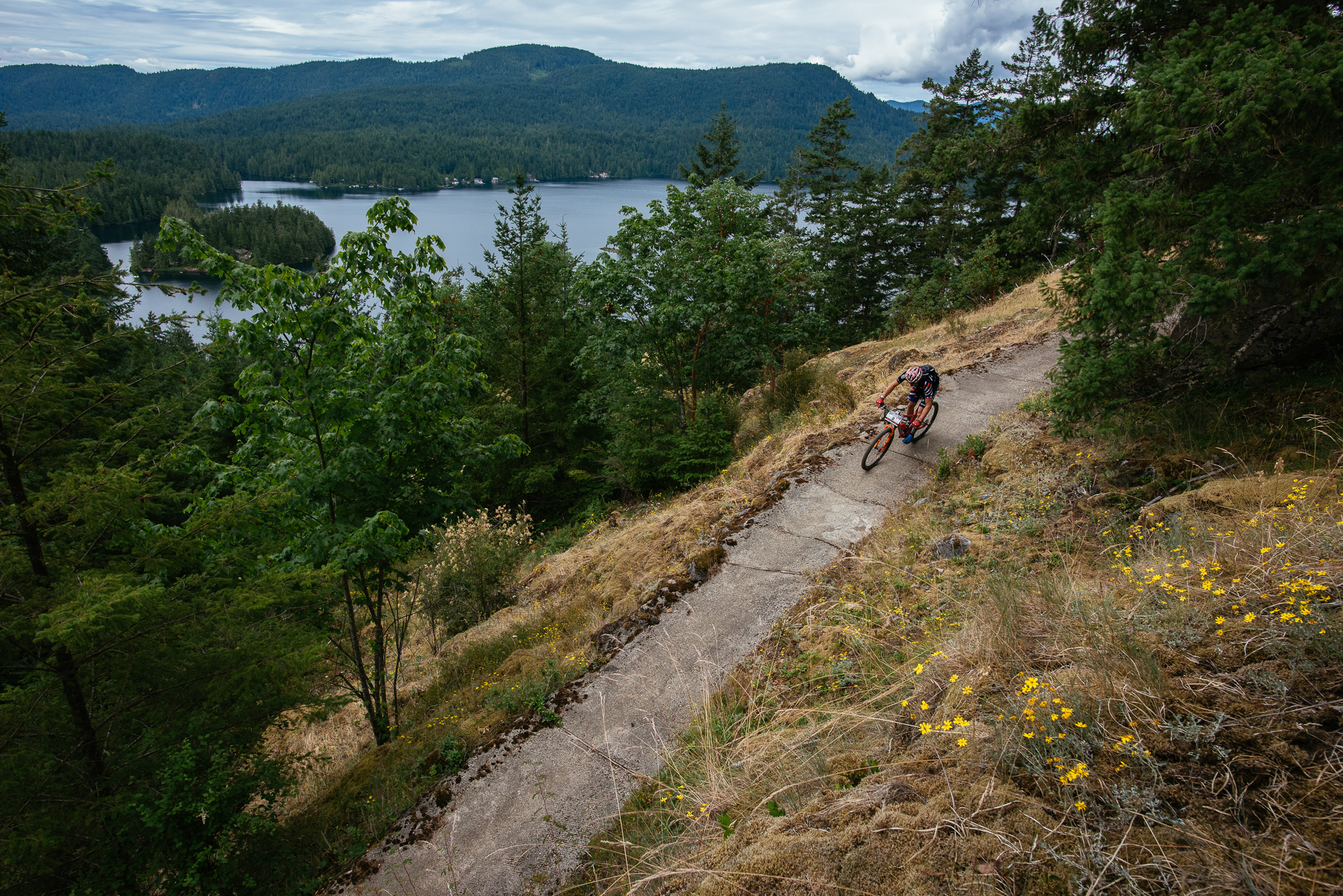 Photo: Margus Riga, Stage 3 Earls Cove