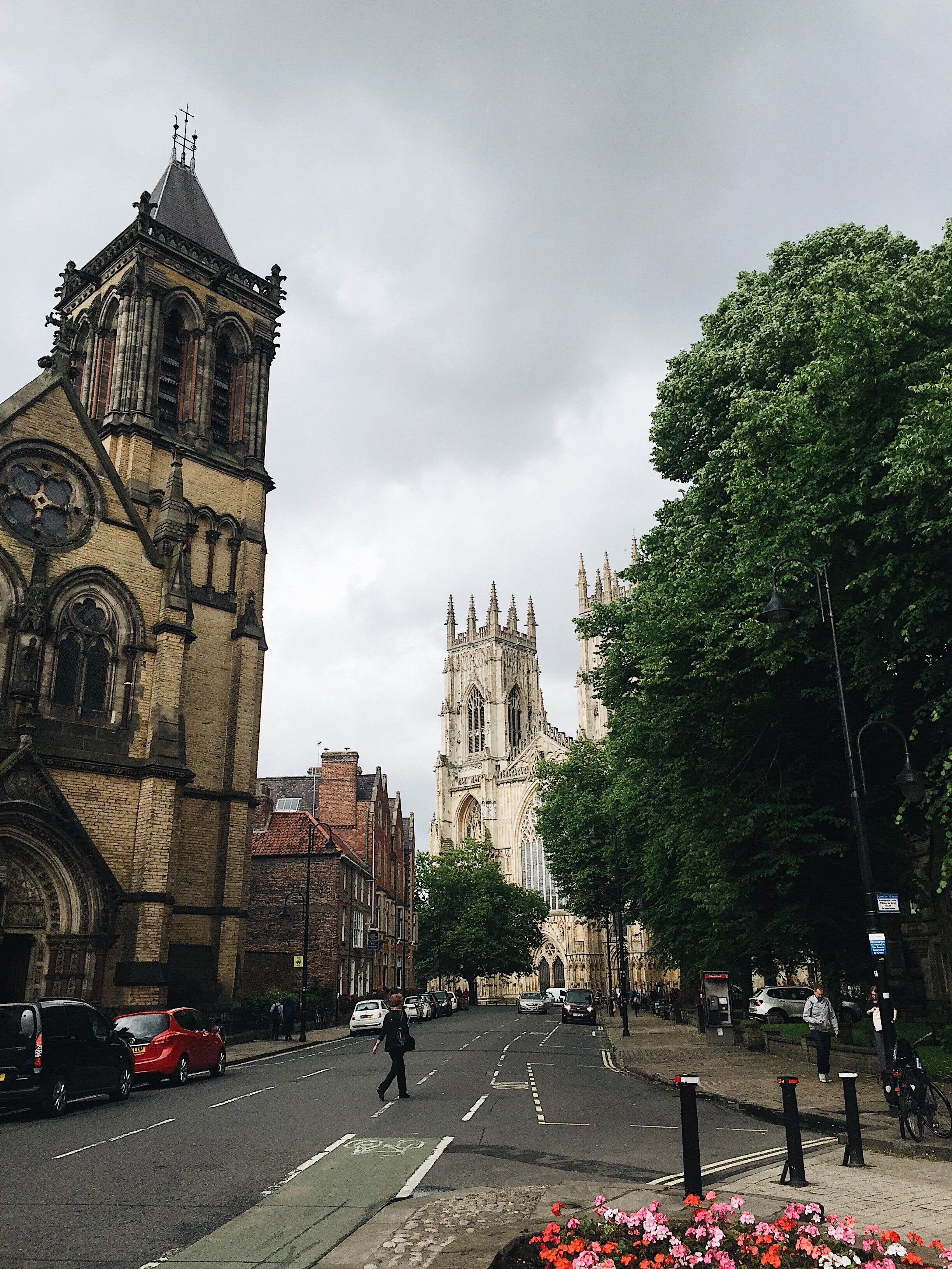 Seemingly, all roads lead to York Minster