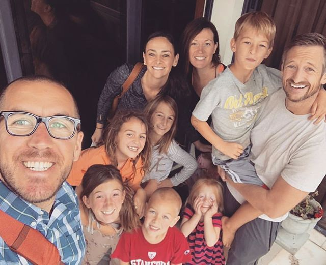 """In just minutes we'll be boarding our flight to begin the long journey home. By God's grace we got to say goodbye to the rest of our Soddo family before we leave the country. We sure do love these people. What a gift to have them in our lives, even if it will have to be from so far away. We will forever be grateful for each one of them and the impact they've had on our lives.  So thankful for """"good goodbyes"""" to make space for all the hellos coming our way...it's just more of God's grace. ❤️"""