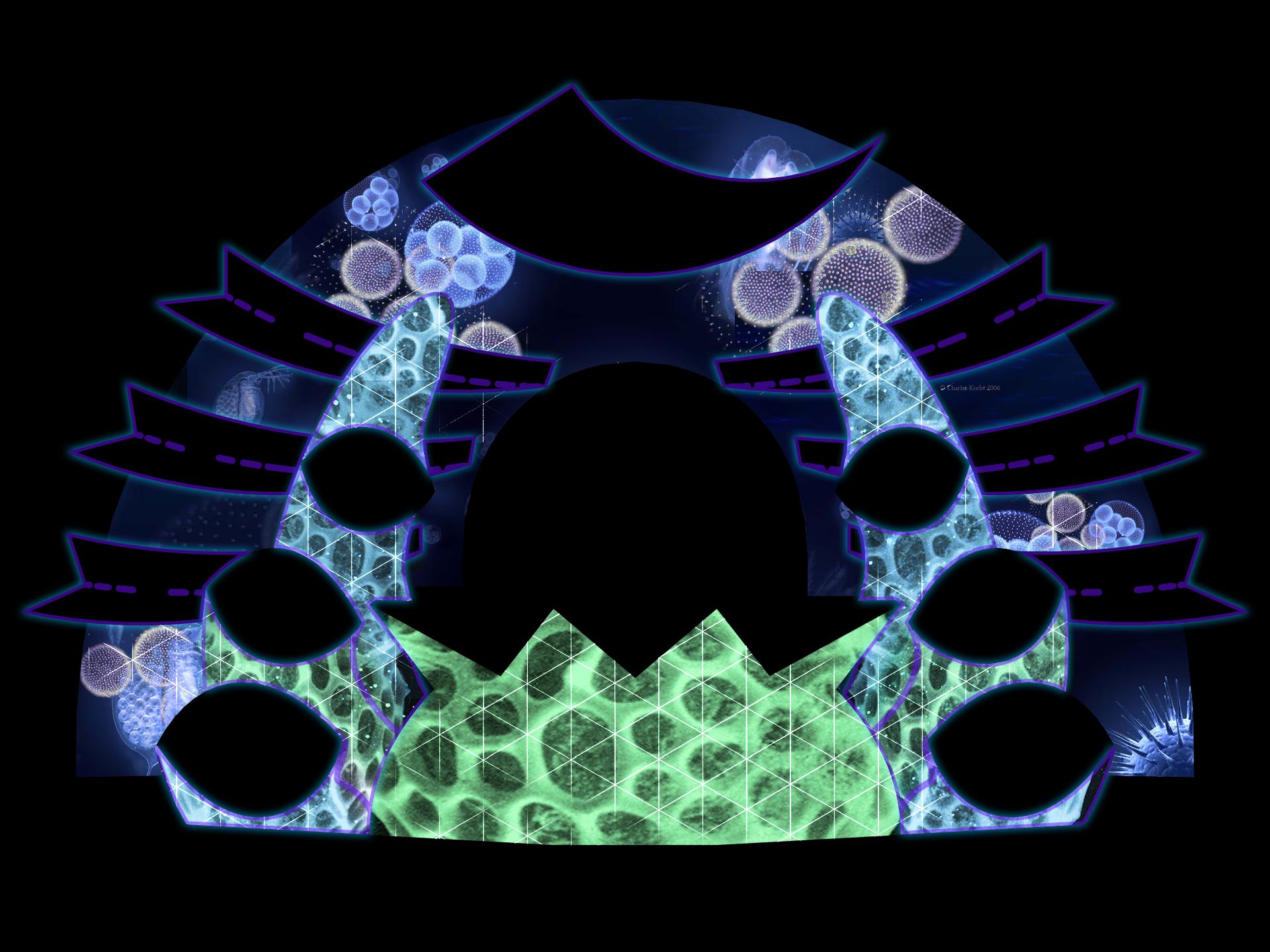 Juggling Molecules - Styleframe 2