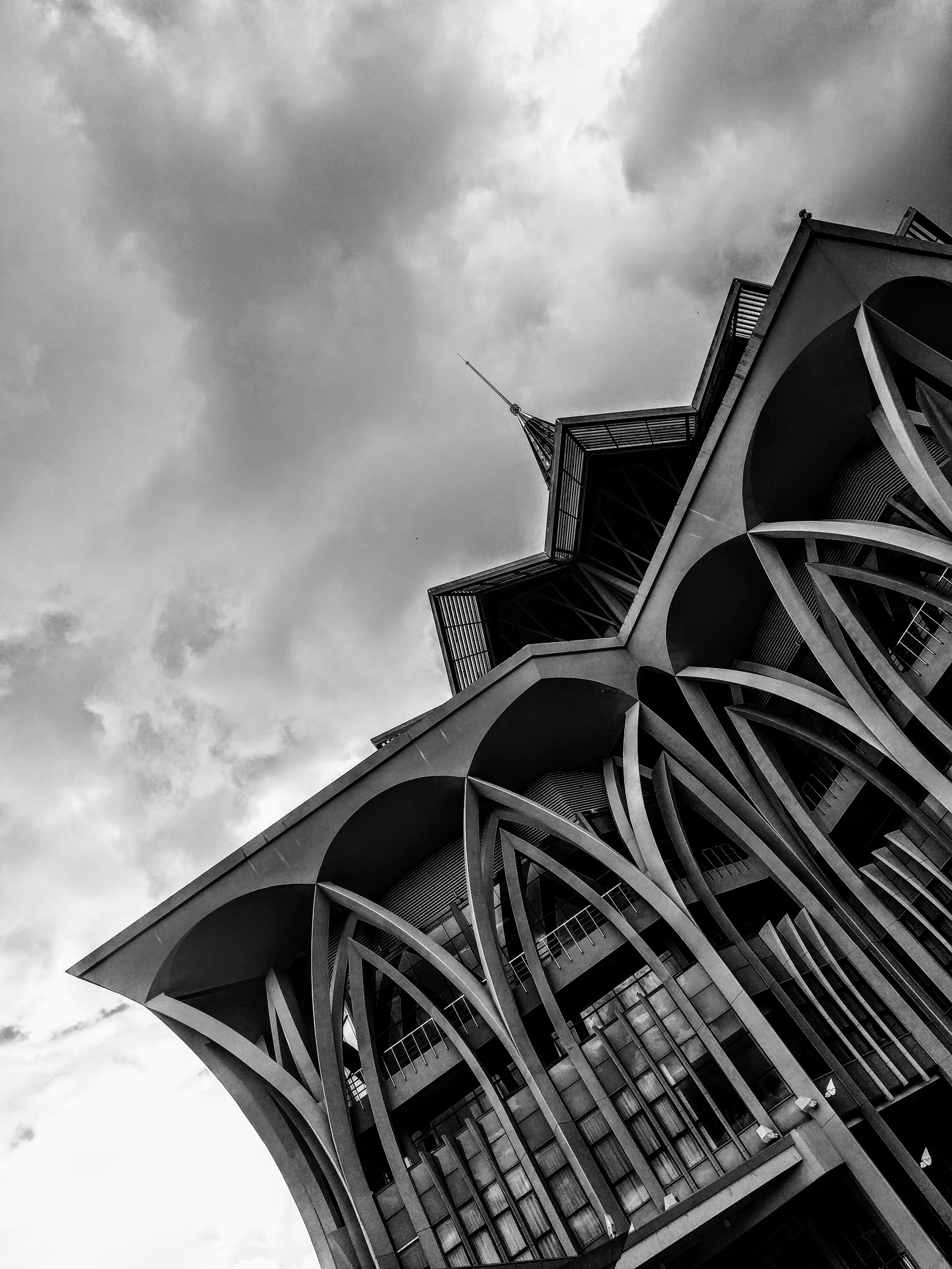 the Sarawak State Legislative Assembly Building