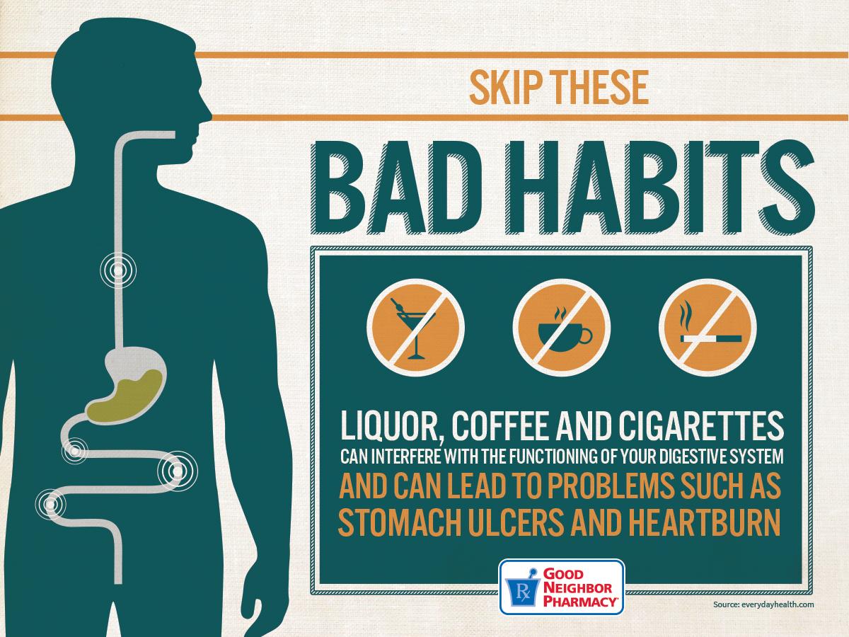 Skip These Bad Habits -