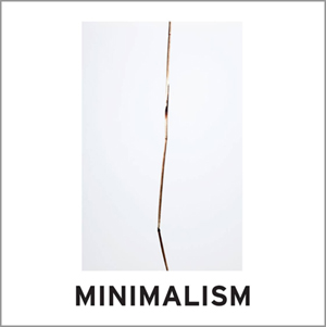 minimalism catalog