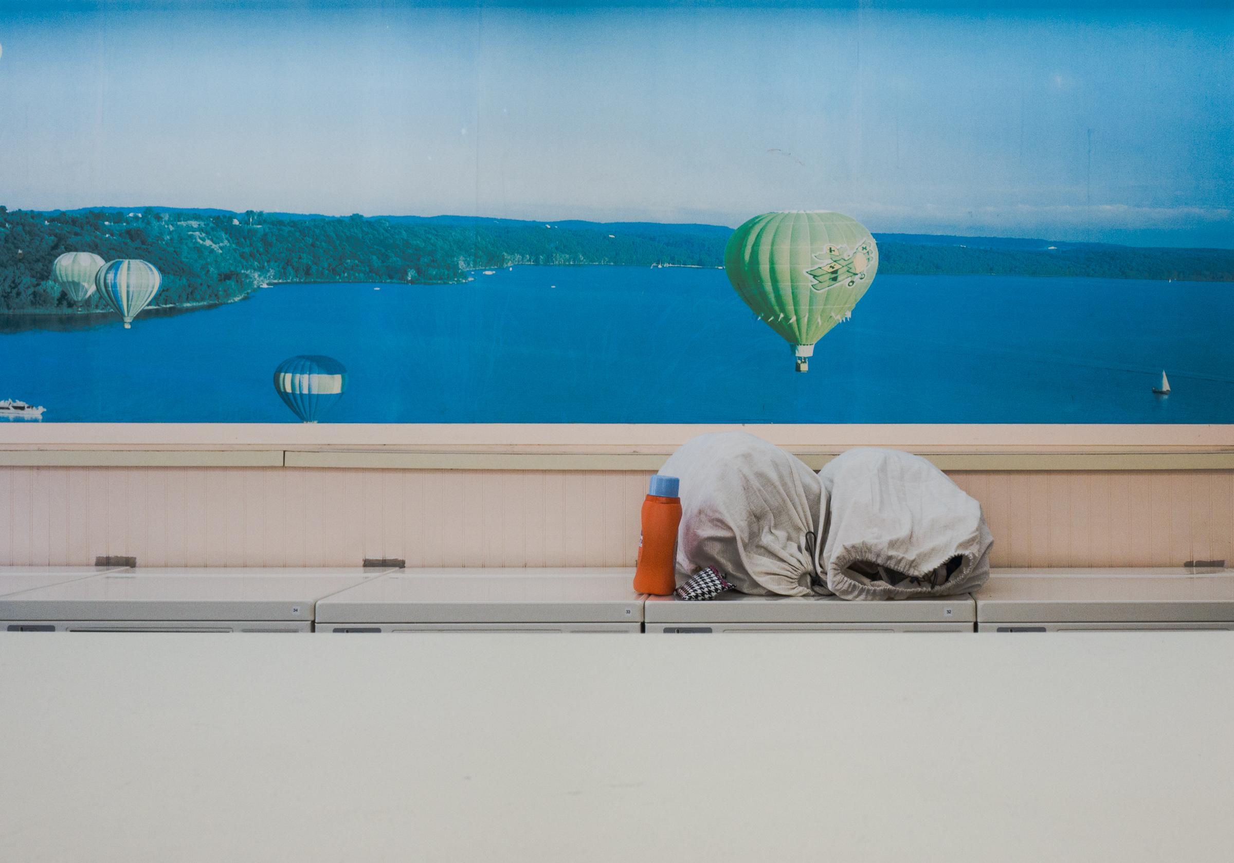 Philip Sager, Ballooning