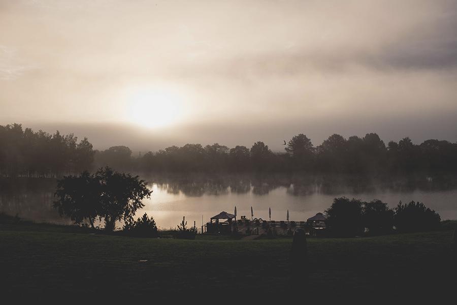 Saulėtekis Žemaičių Namiestyje.  Sunrise at Žemaiciu Naumiestis.