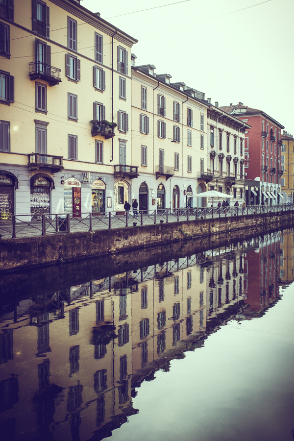 Milano Navigli.