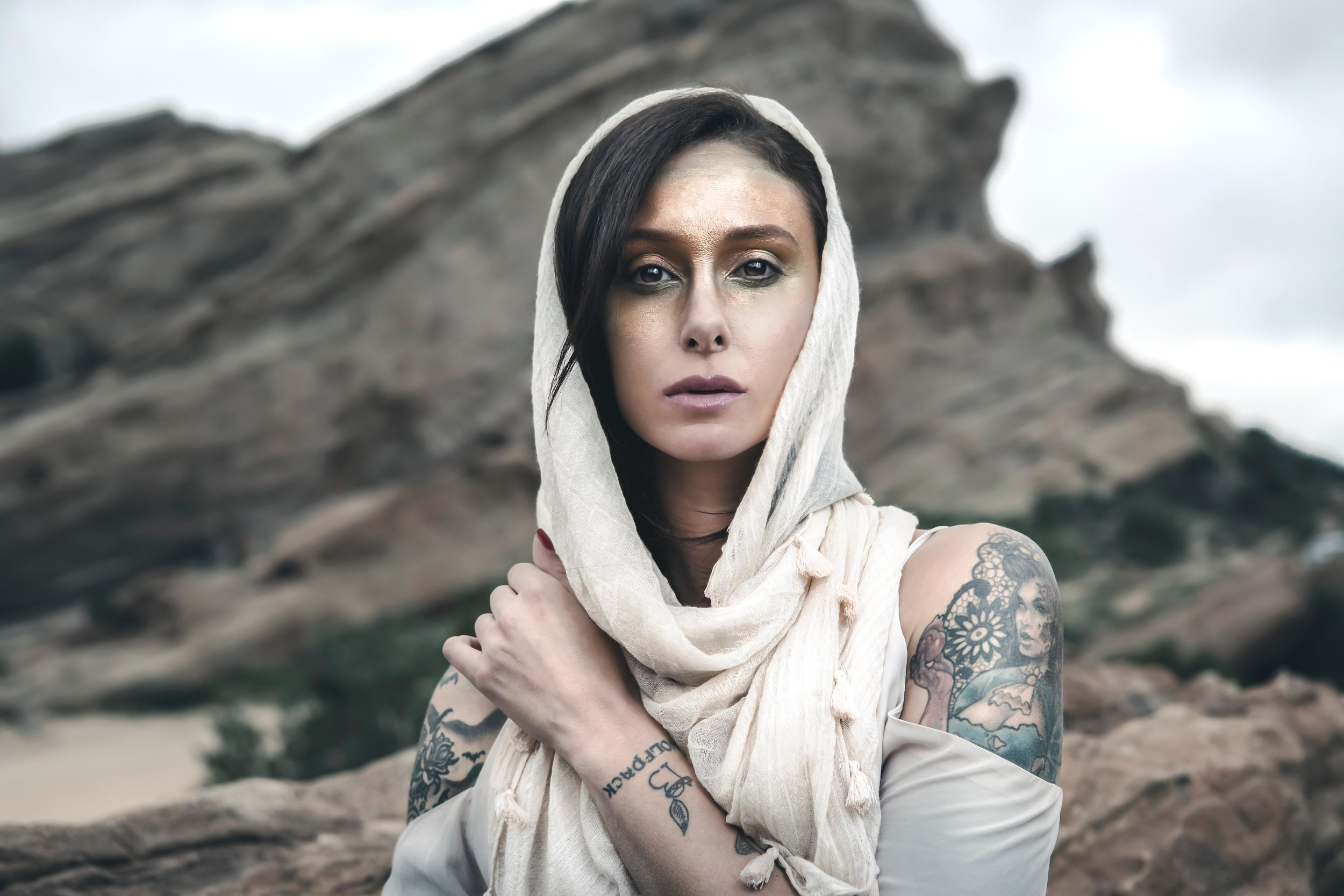 Model credit:Kendall Neuner